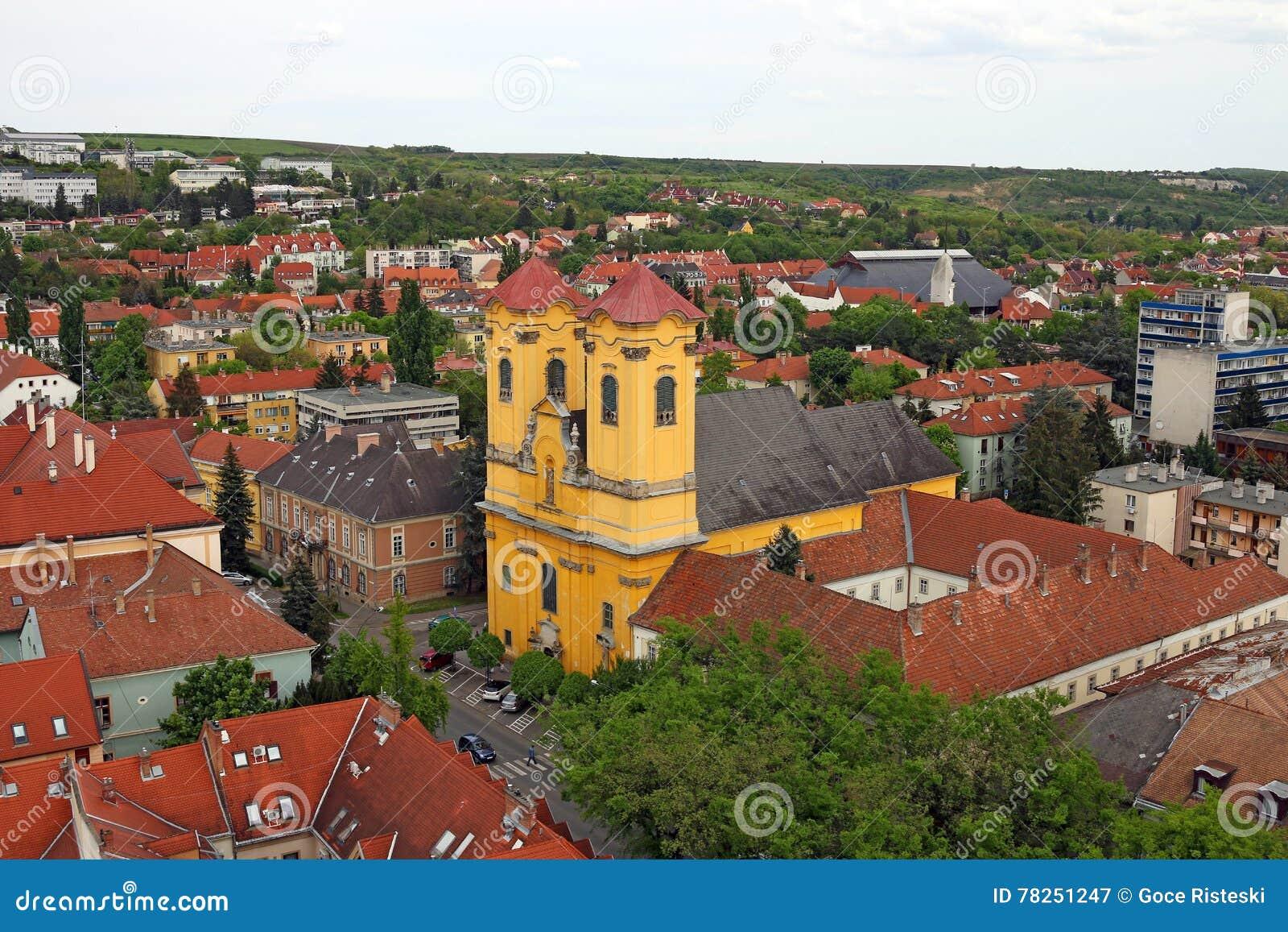 Παλαιά πόλη Eger Ουγγαρία