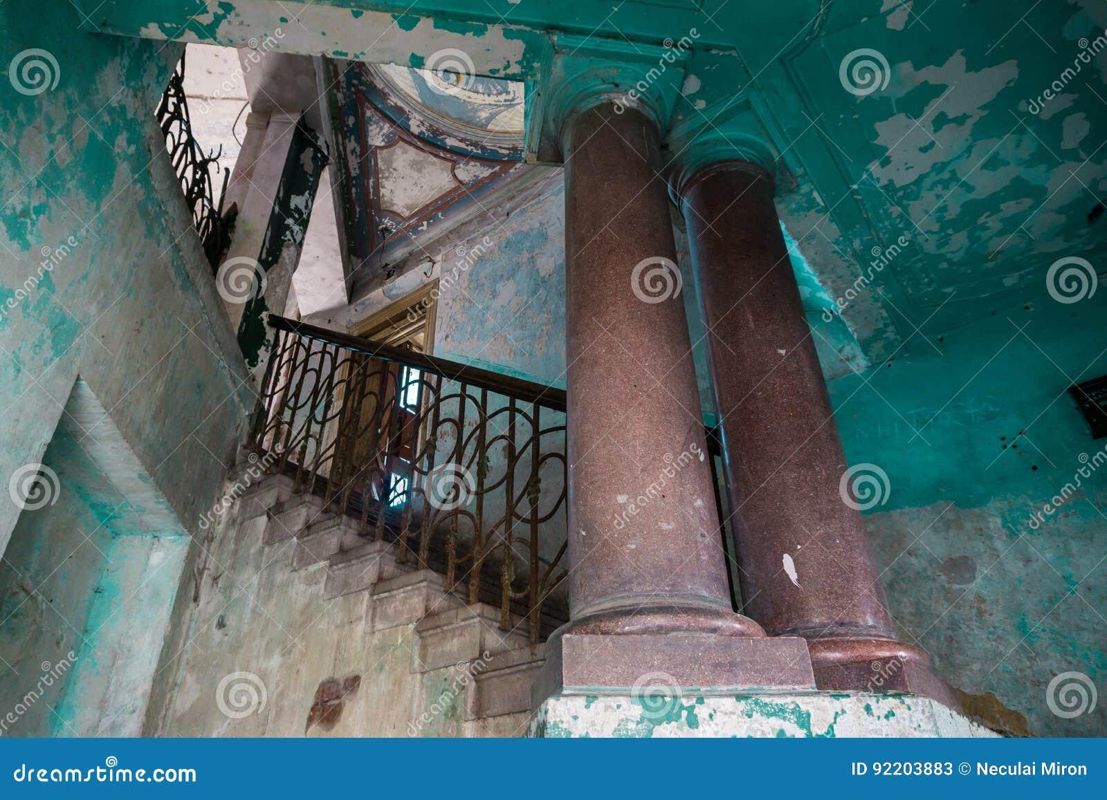 Παλαιά σκάλα