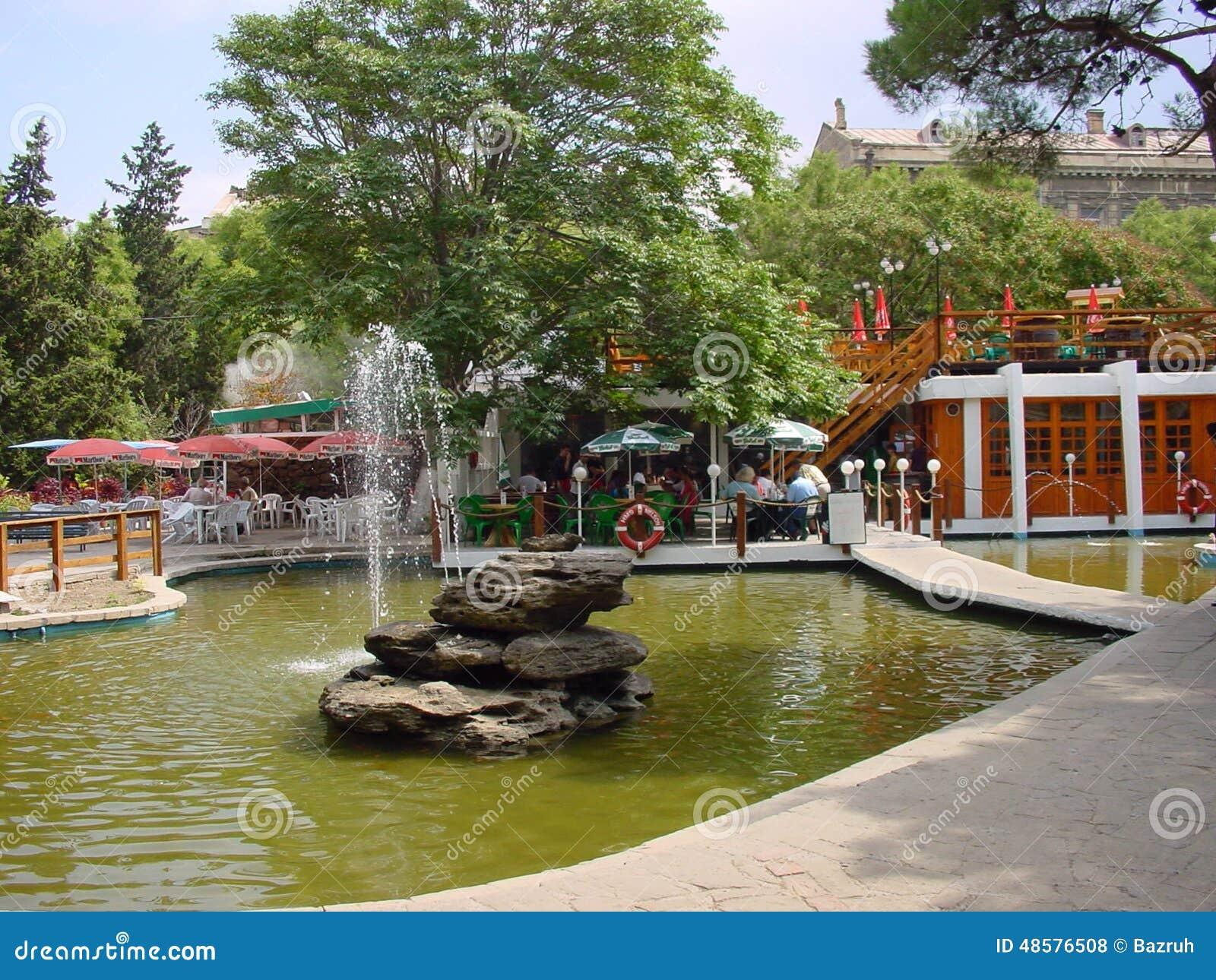 Παλαιές φωτογραφίες της πόλης του Μπακού