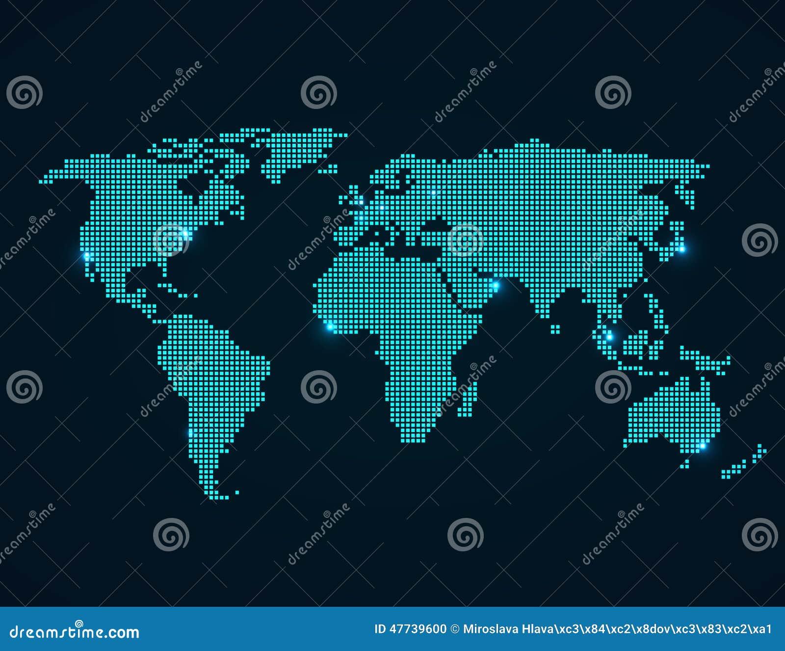 Παλαιός Κόσμος χαρτών απεικόνισης