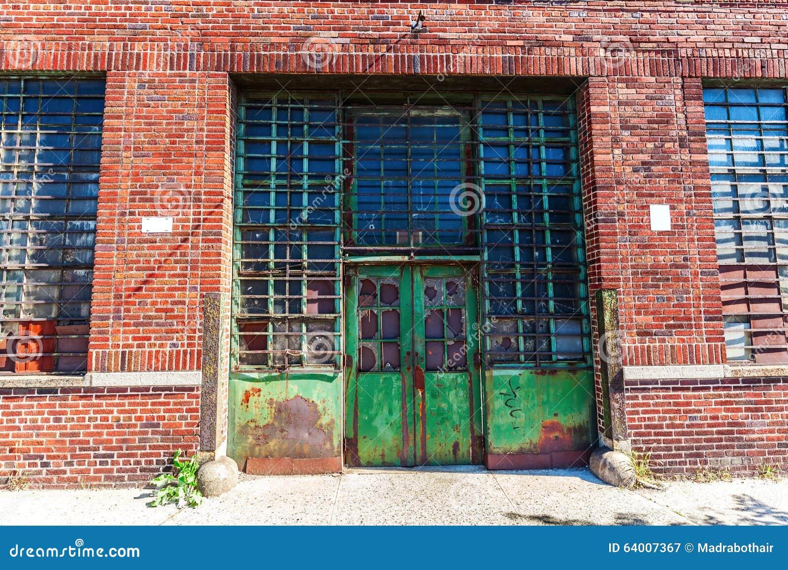 Παλαιό εργοστάσιο στο Bronx, NYC