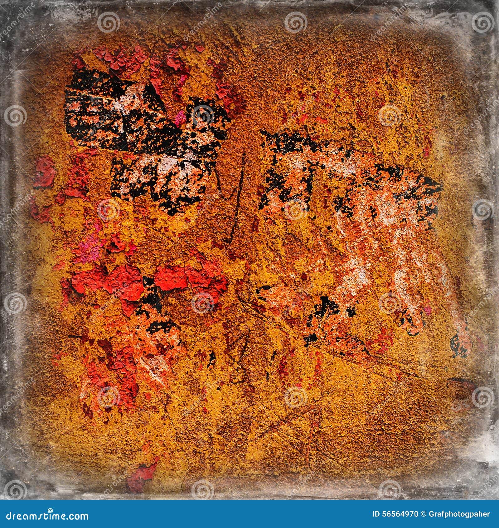 Download Παλαιό θρυμματιμένος ασβεστοκονίαμα Στοκ Εικόνες - εικόνα από ρωγμή, παλαιός: 56564970