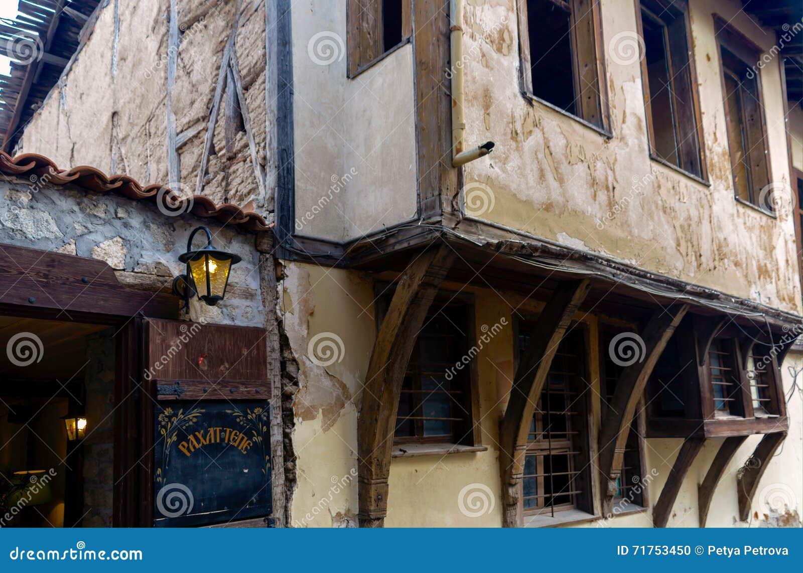 Παλαιό σπίτι σε Plovdiv, Βουλγαρία