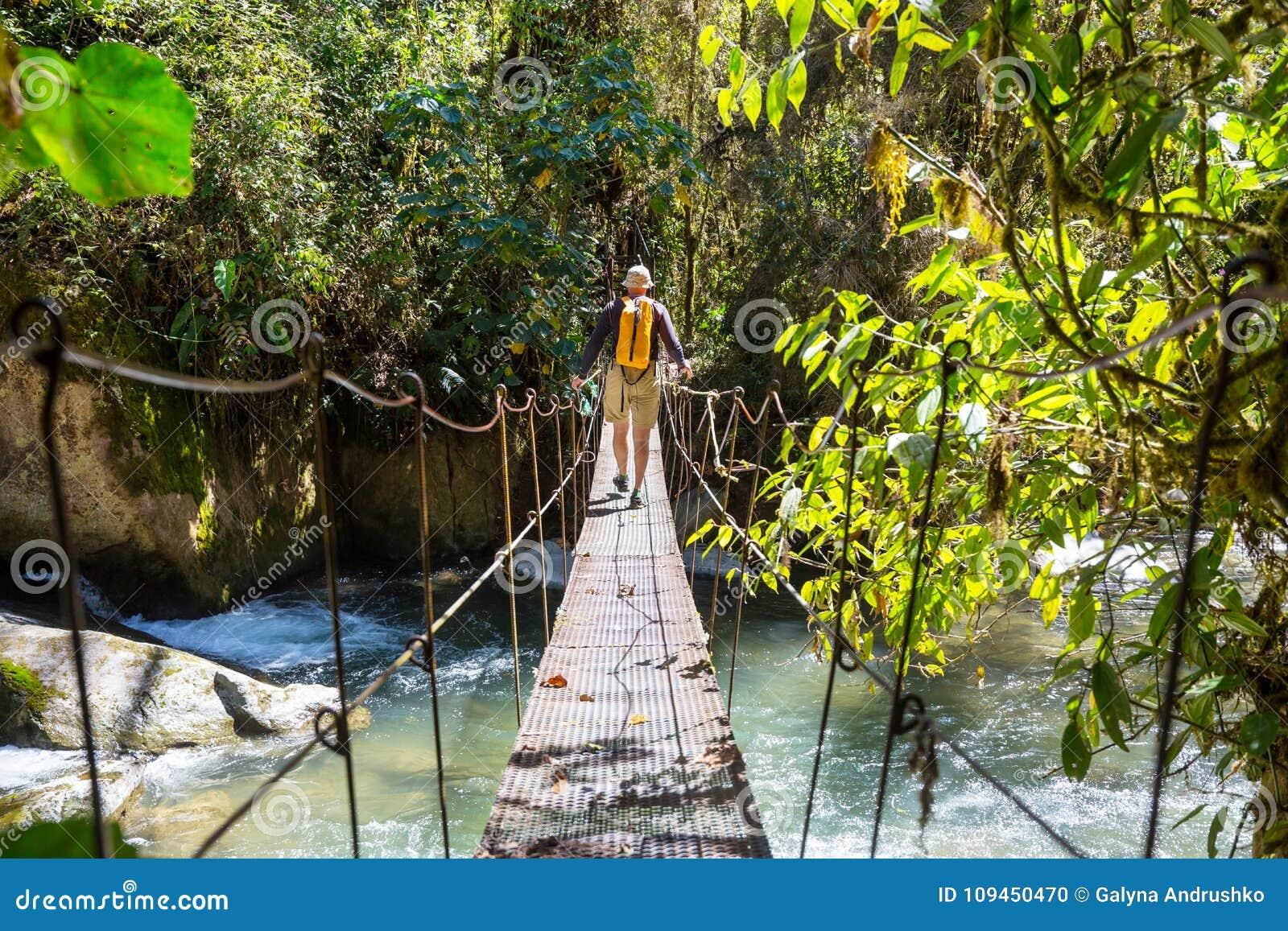Πεζοπορώ στη Κόστα Ρίκα
