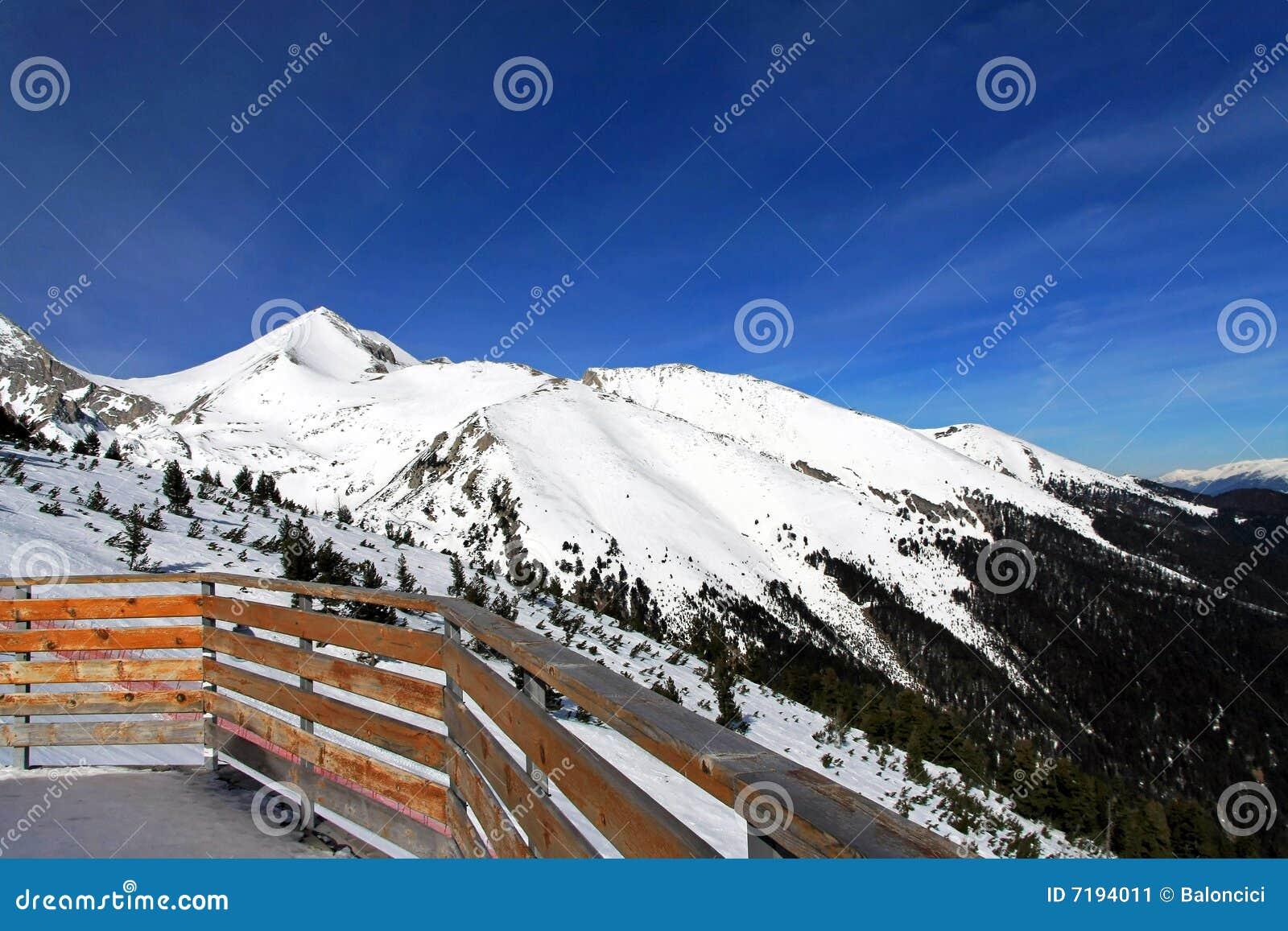 πεζούλι βουνών