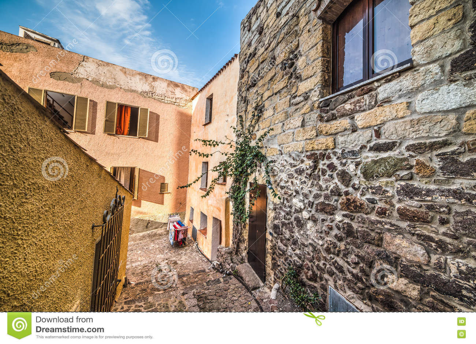 Περίεργη γωνία στη Σαρδηνία