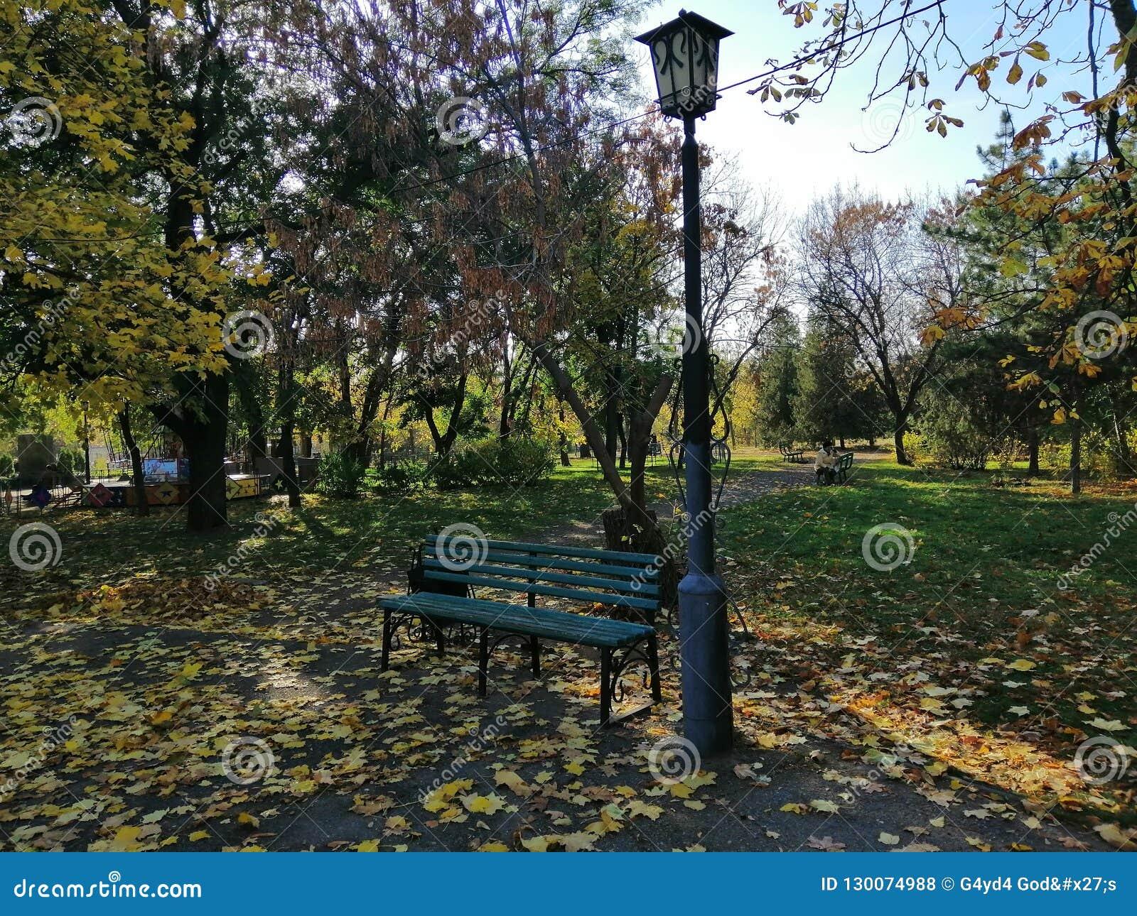Περίπατος στο πάρκο