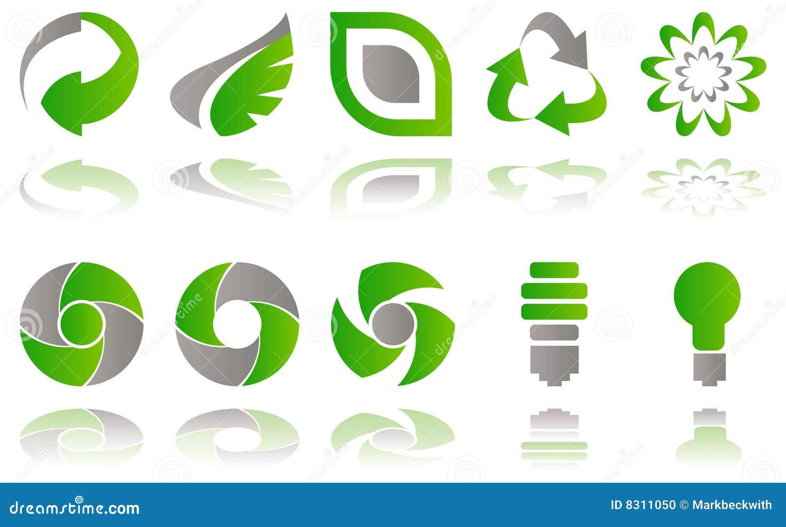 περιβαλλοντικά εικονίδ&
