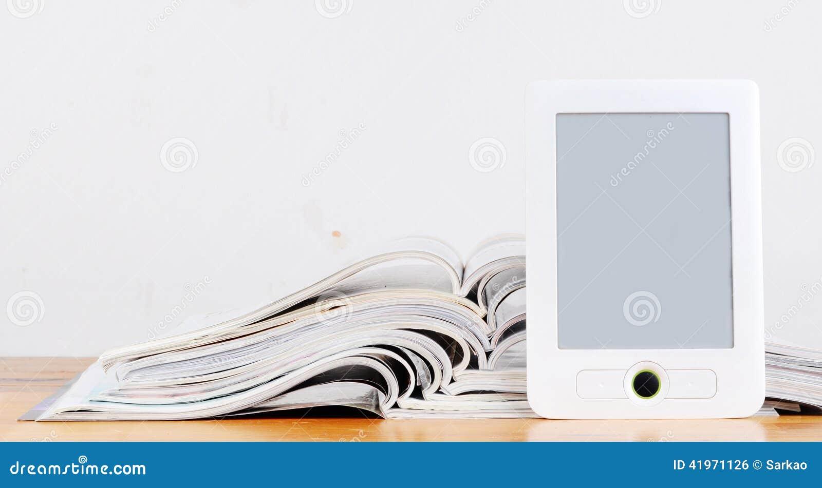 Περιοδικά και ereader