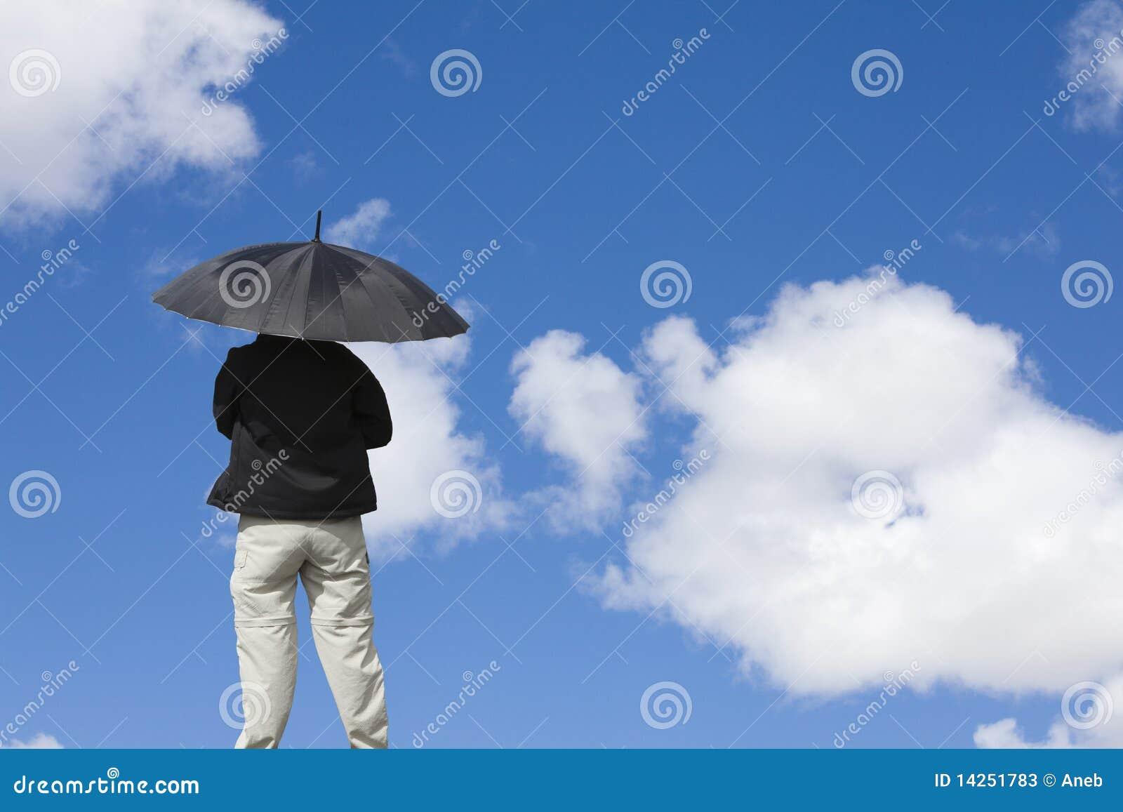 περπάτημα σύννεφων