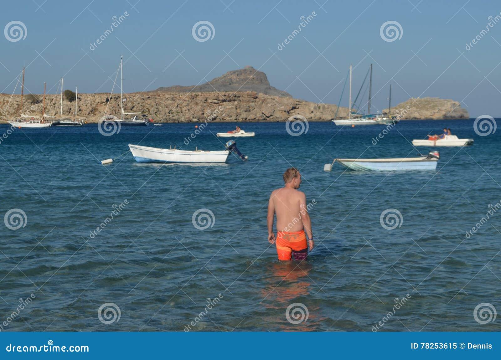 Περπάτημα της Μεσογείου στην Ελλάδα