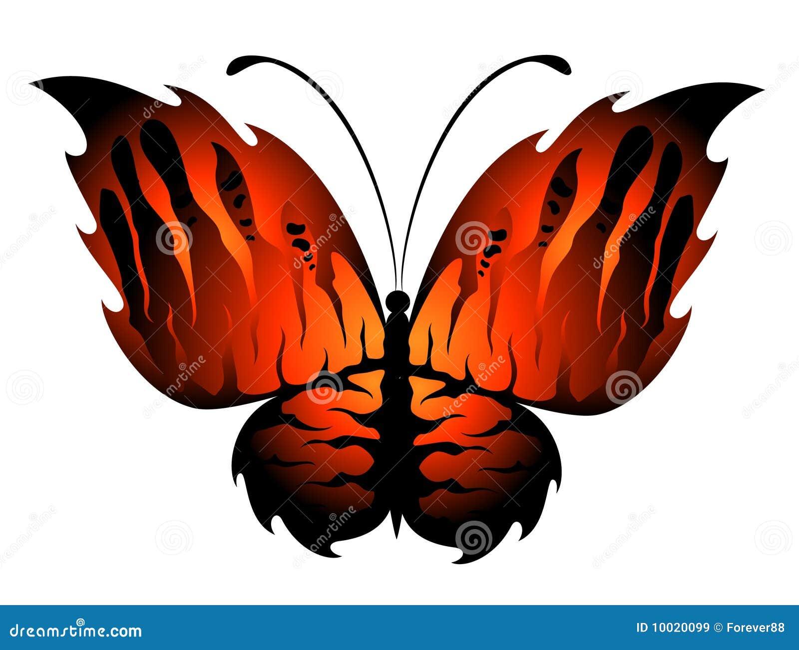 πεταλούδα εξωτική