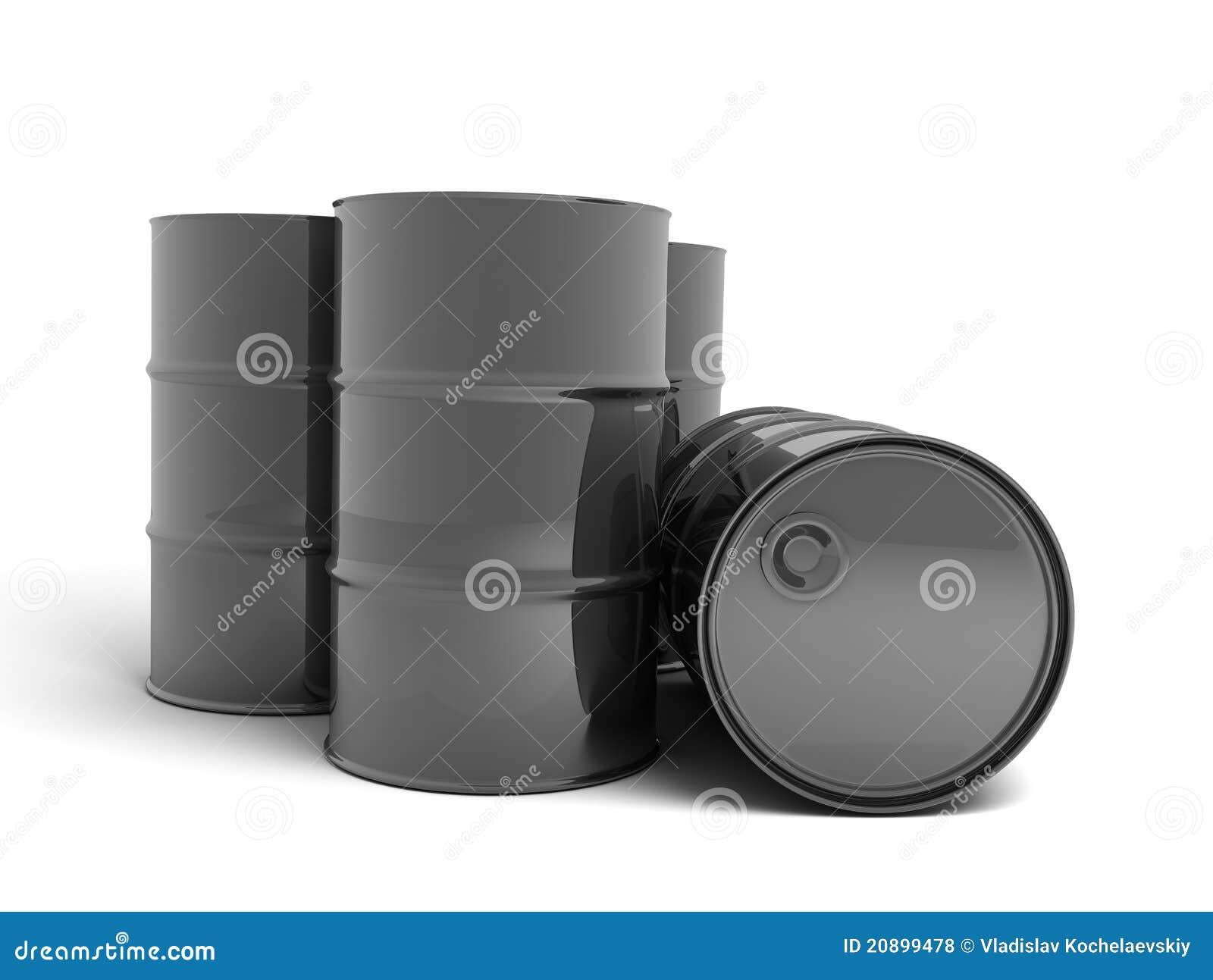πετρέλαιο βαρελιών