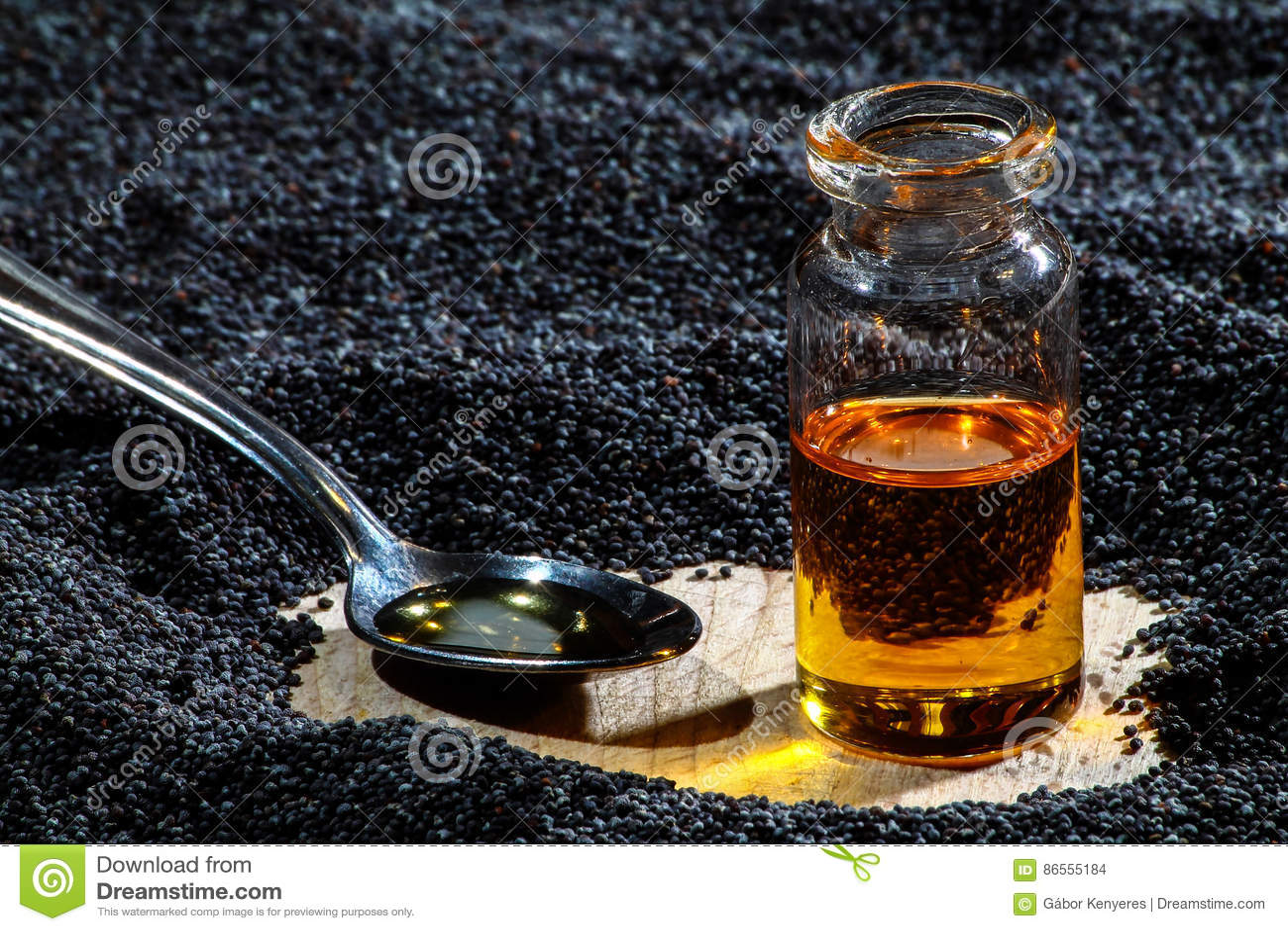 Πετρέλαιο σπόρων παπαρουνών