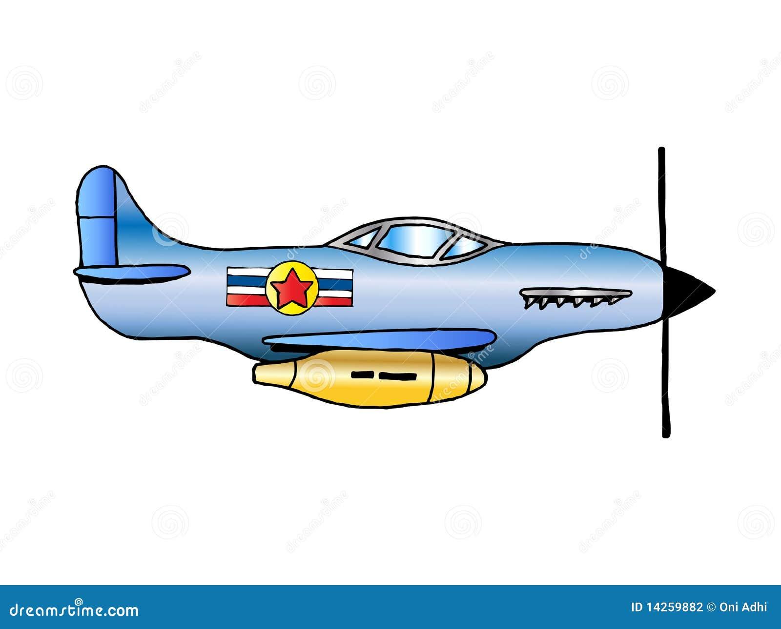πετώντας αεροπλάνο βομβ&alp