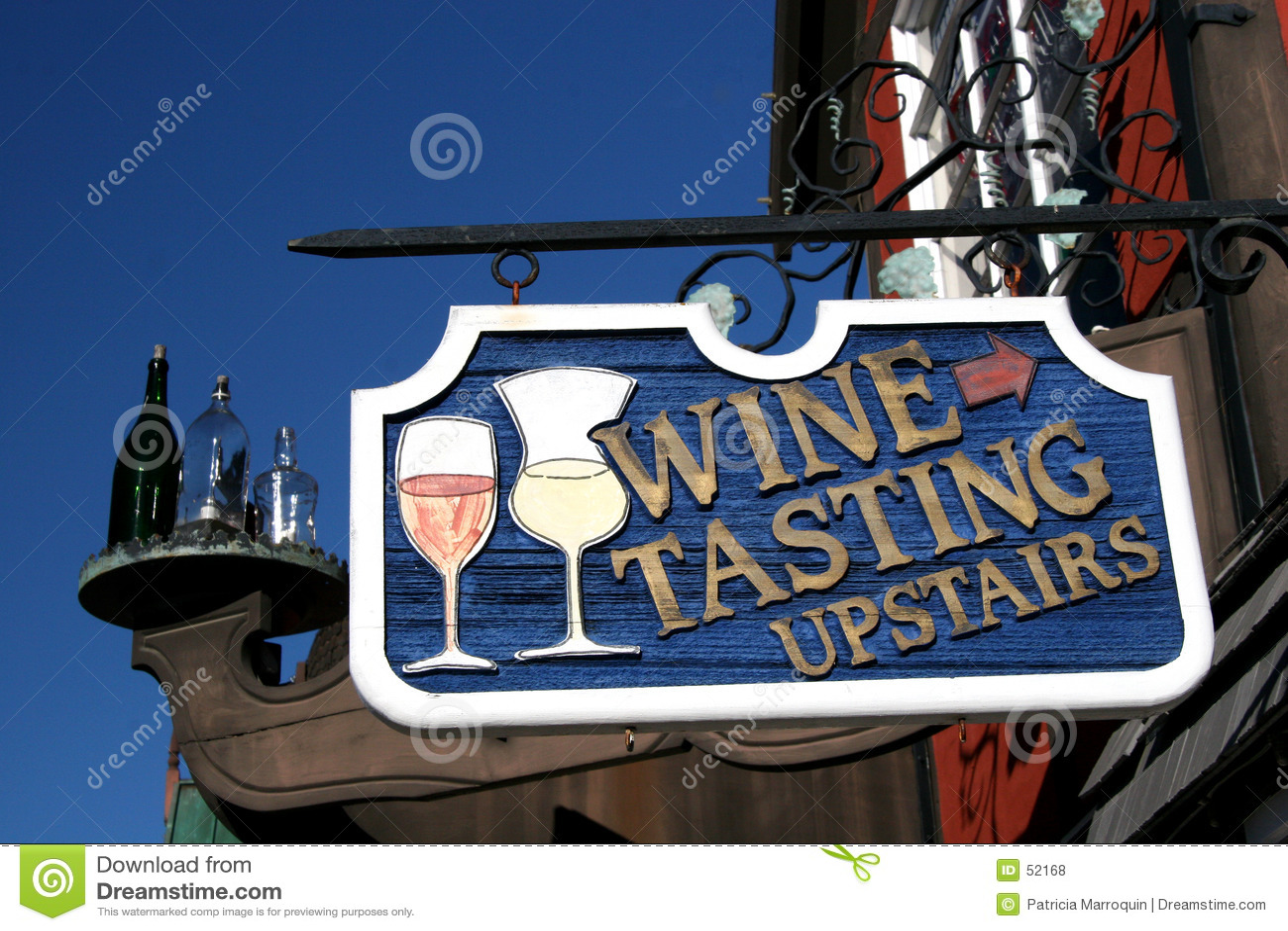 πηγαίνετε επάνω το κρασί