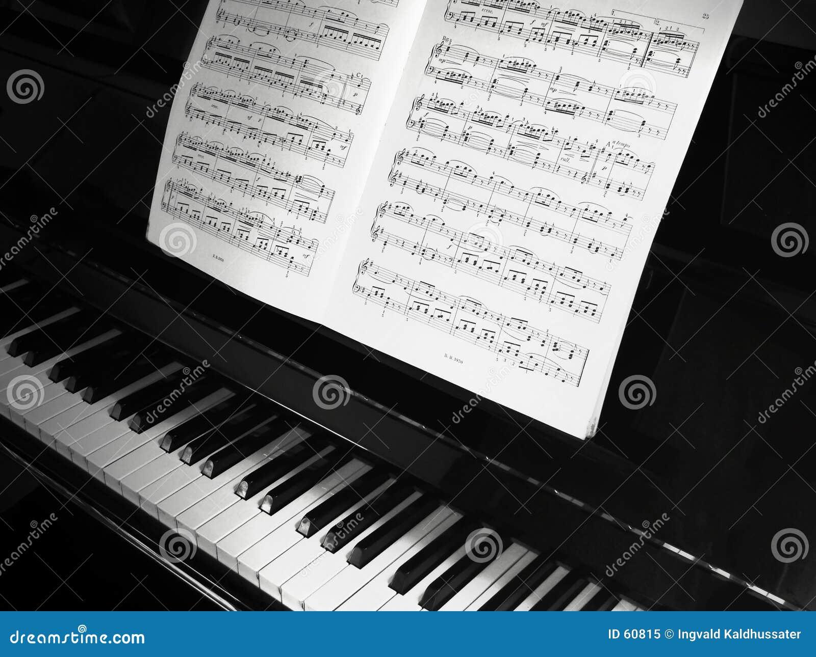 πιάνο σημειώσεων