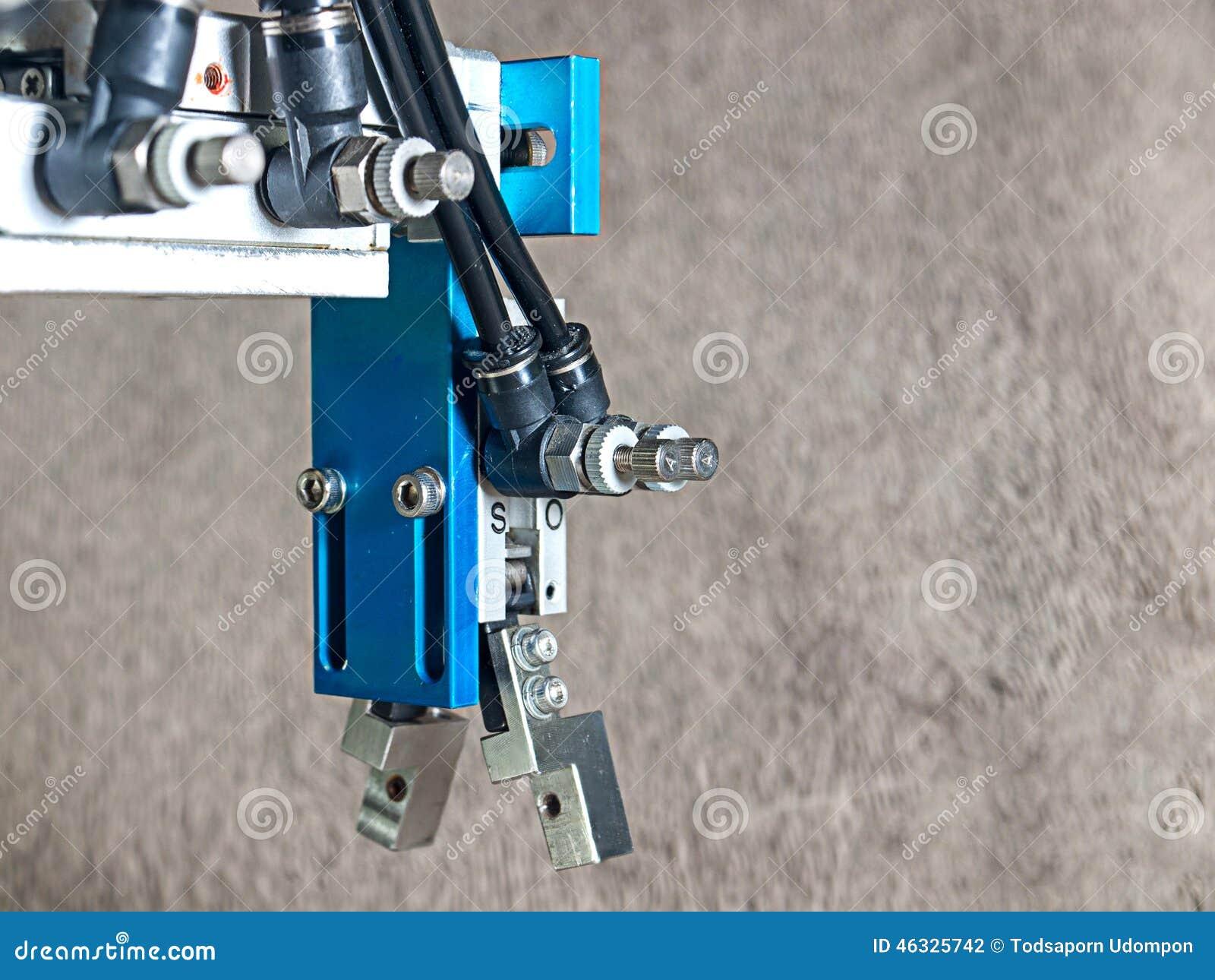 Πιάσιμο χεριών ρομπότ