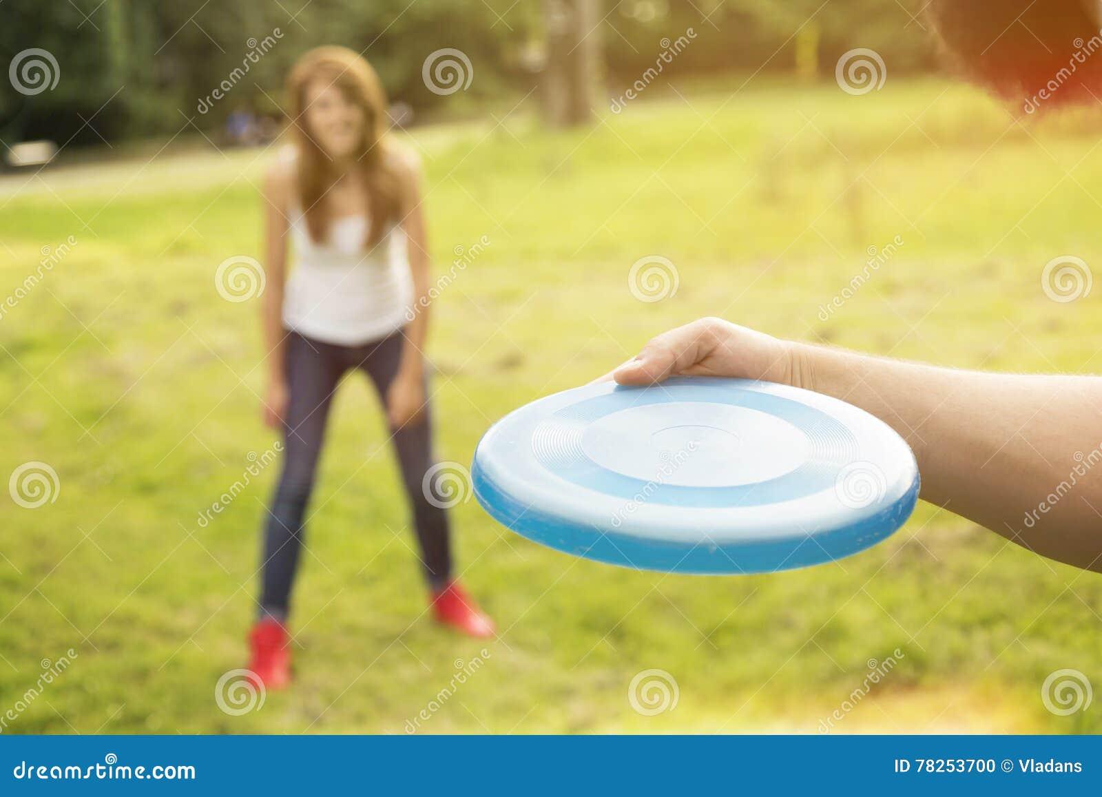 Πιάστε το frisbee