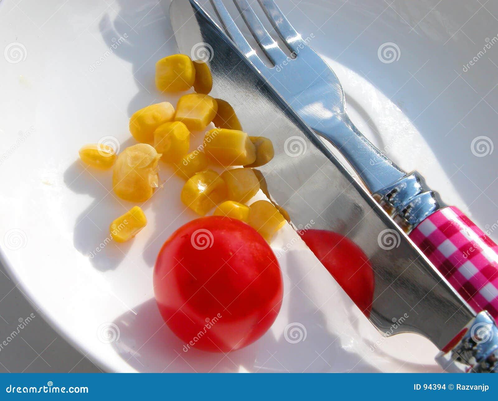 πιάτο vegetbles