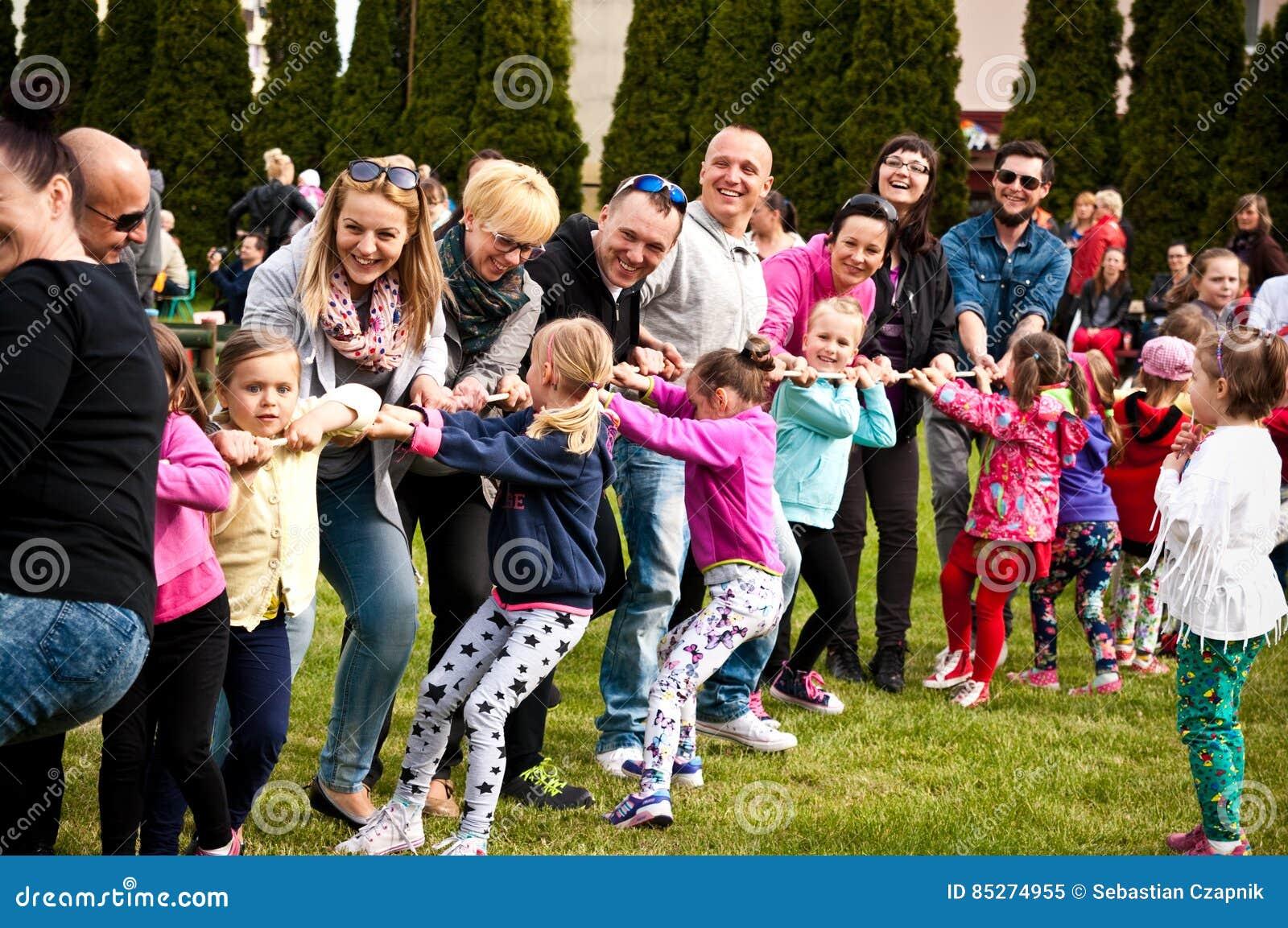 Πικ-νίκ οικογενειακού αθλητισμού