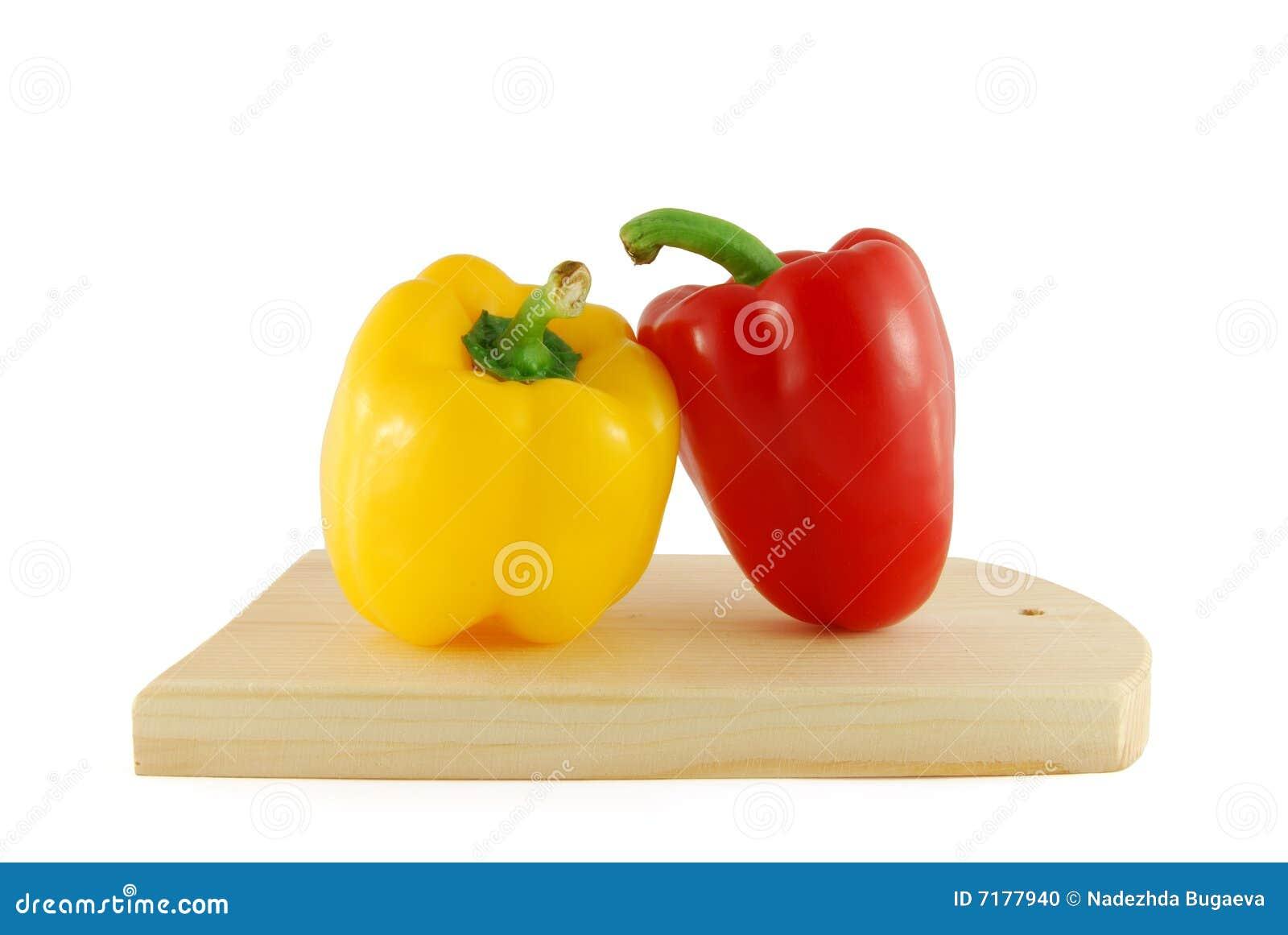 πιπέρια χαρτονιών