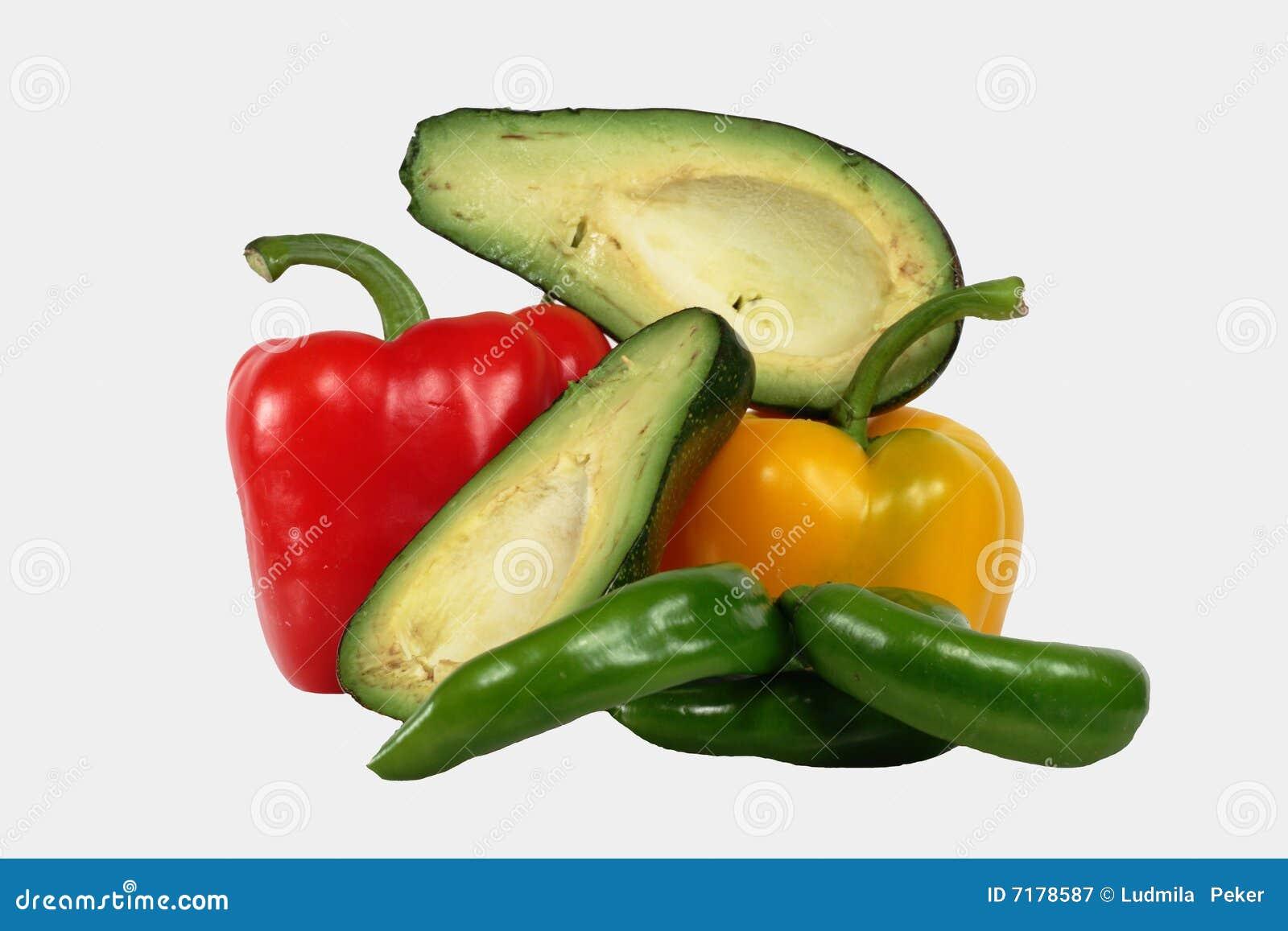 πιπέρι αβοκάντο
