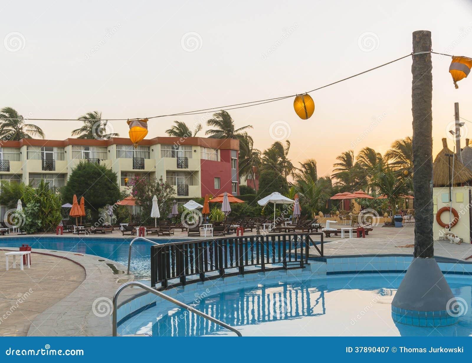 Πισίνα στο ξενοδοχείο