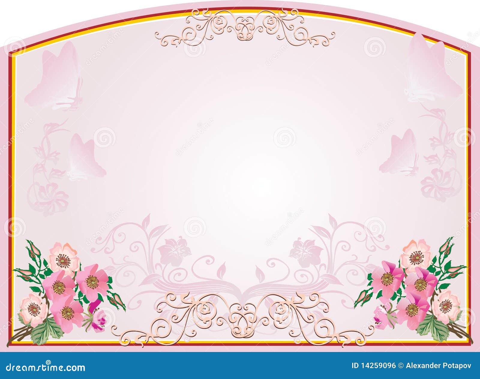 πιό brier πλαίσιο λουλουδιώ&nu