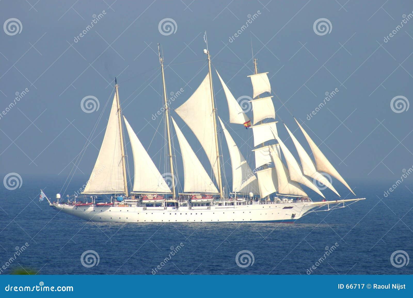 πλέοντας σκάφος