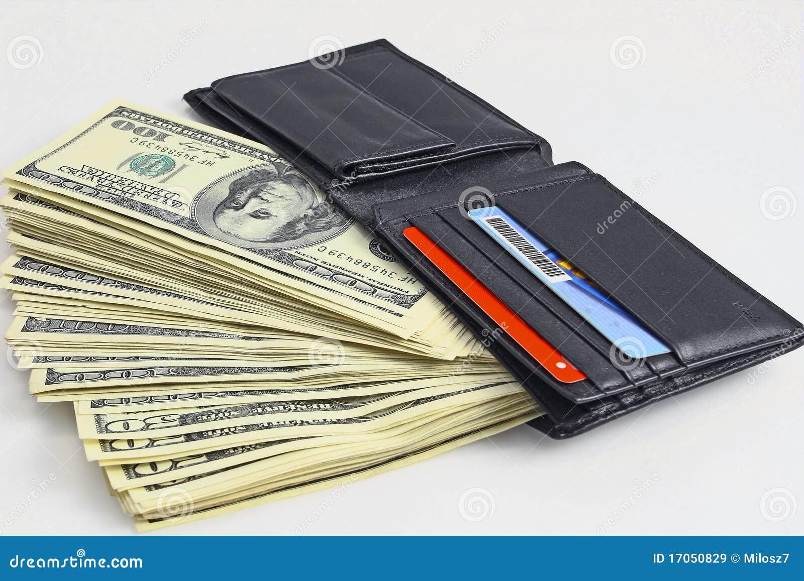 πλήρες πορτοφόλι