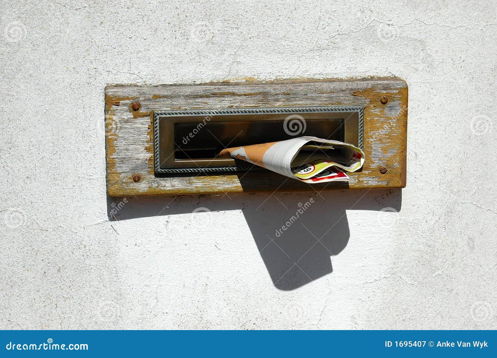 πλήρης επιστολή κιβωτίων