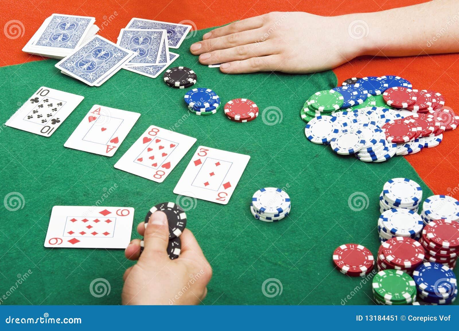 πλήρης κλίση πόκερ