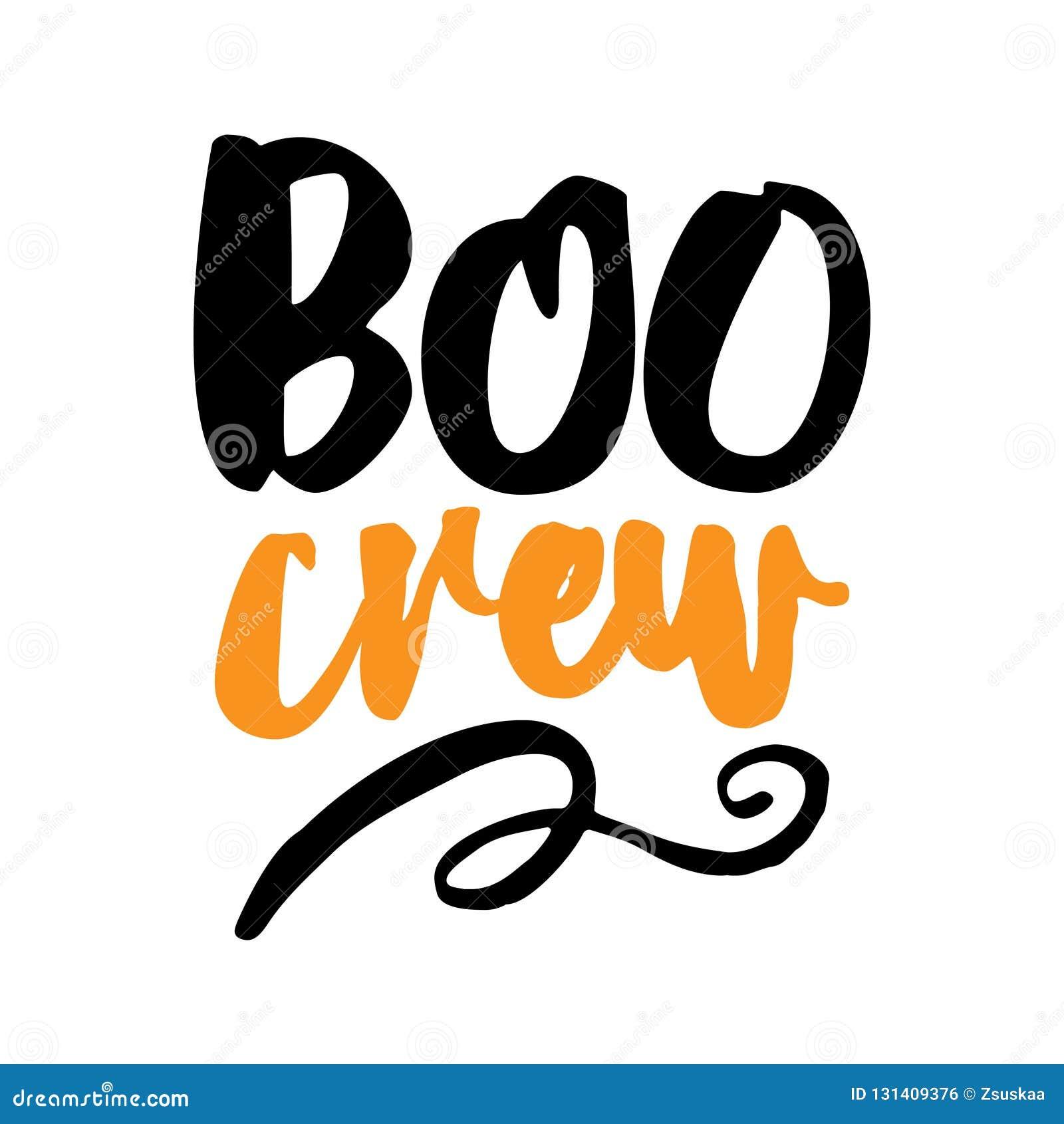 Πλήρωμα της Boo - επικαλύψεις αποκριών, σχέδιο ετικετών εγγραφής