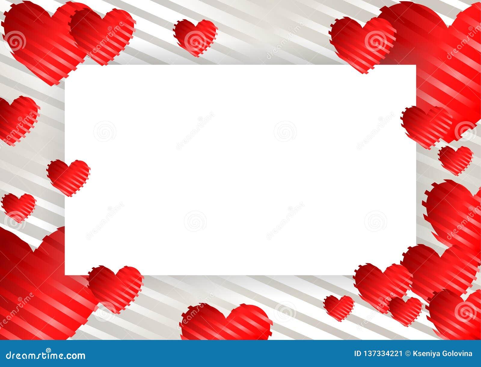 πλαίσιο, σύνορα με τις καρδιές