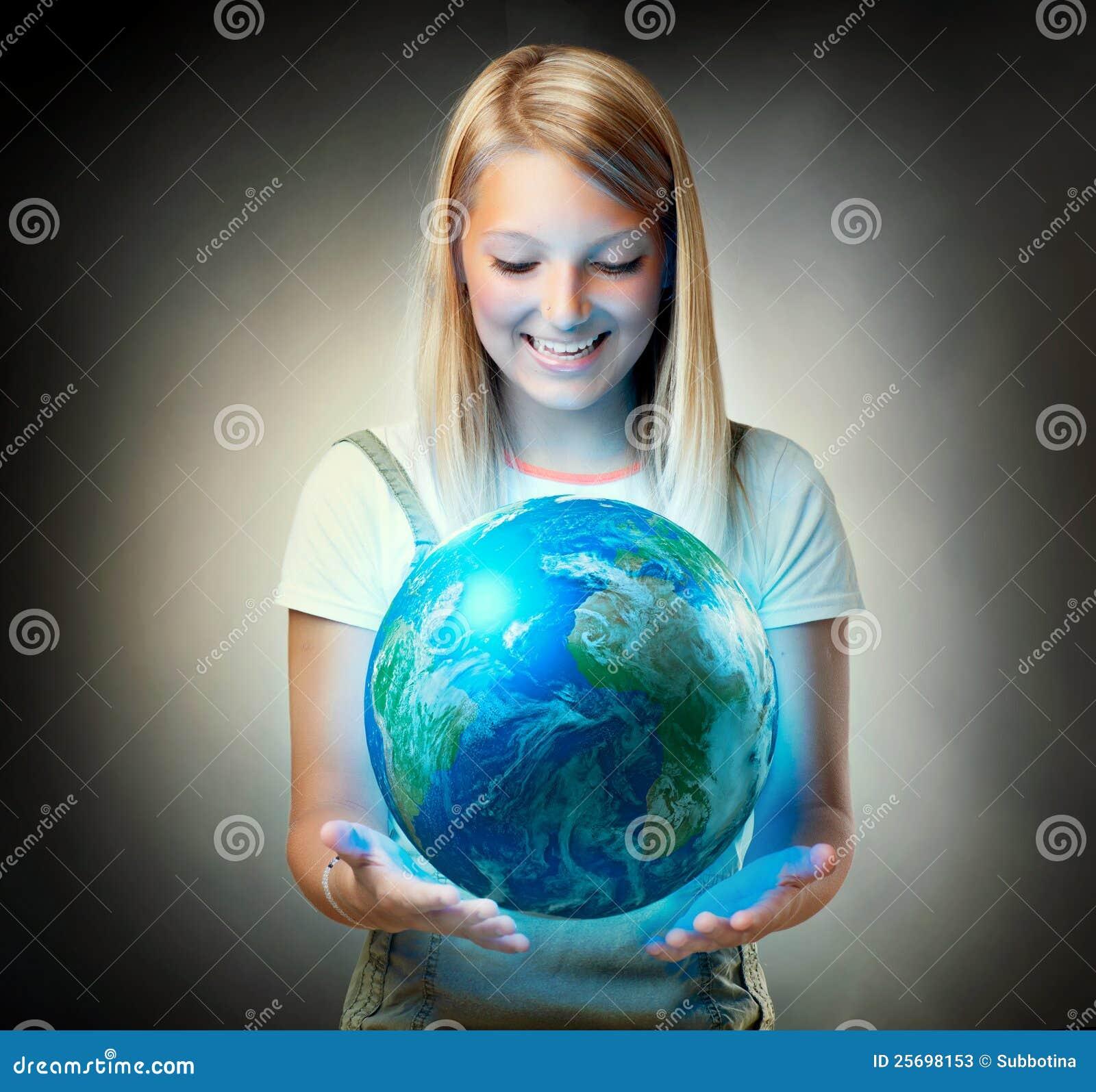 πλανήτης εκμετάλλευσης γήινων κοριτσιών