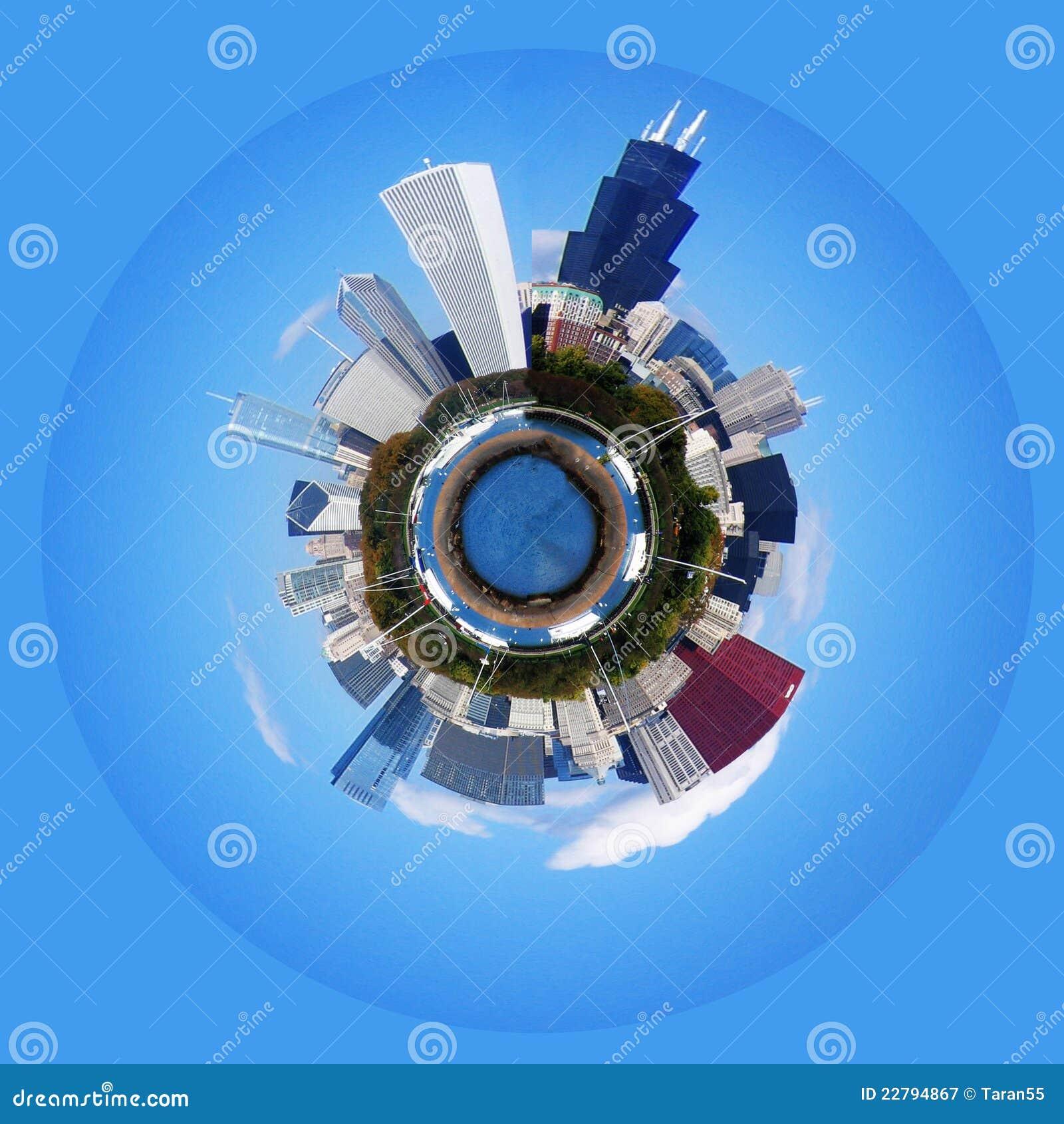 πλανήτης του Σικάγου