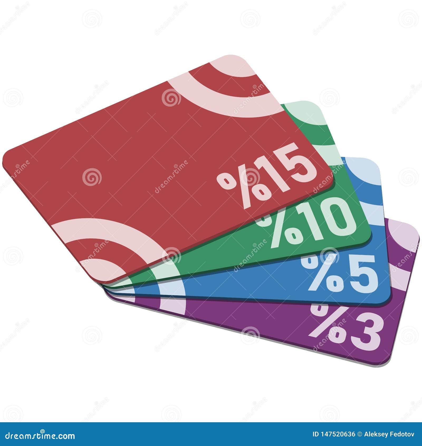 Πλαστικές κάρτες έκπτωσης