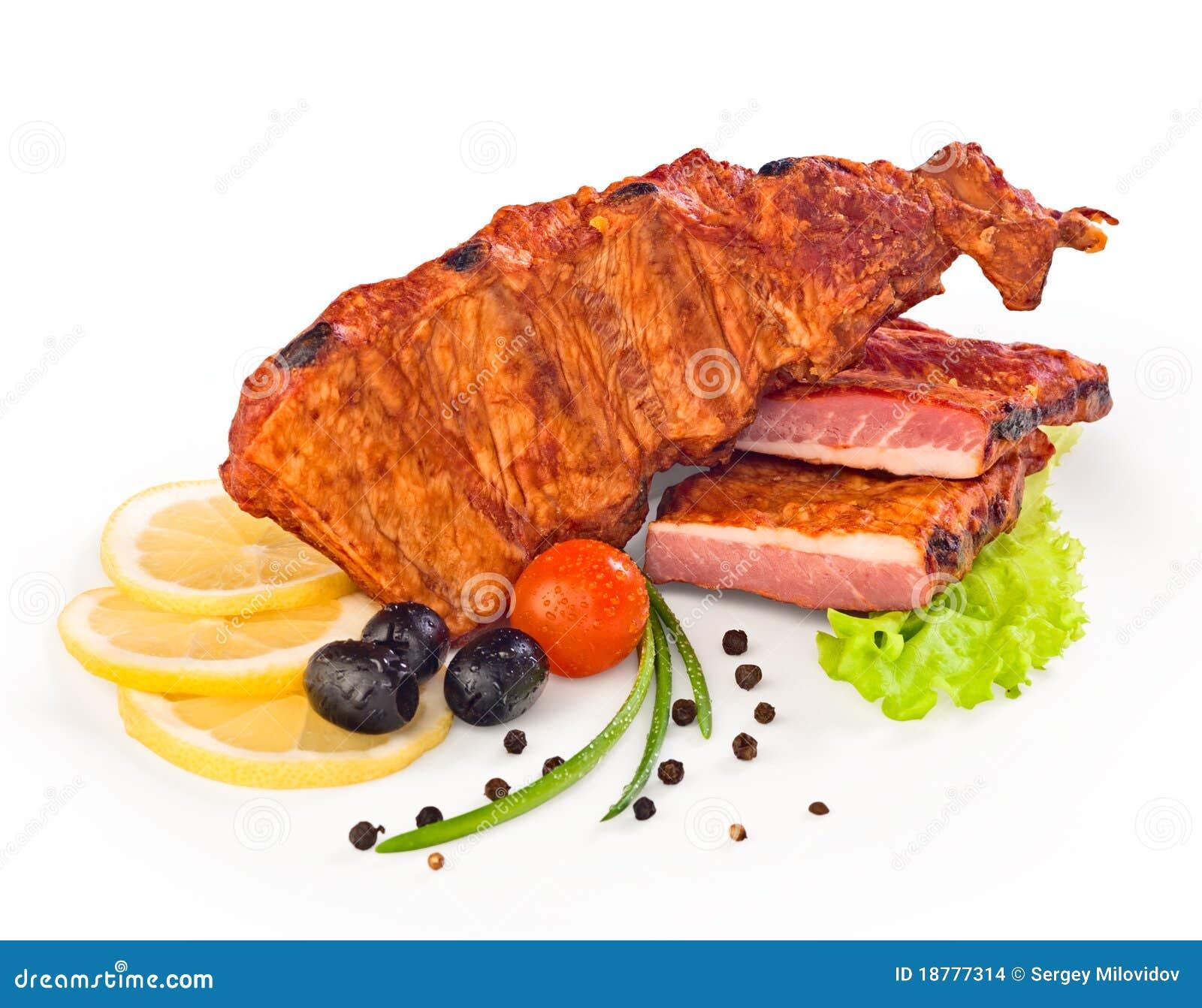 πλευρά χοιρινού κρέατος π