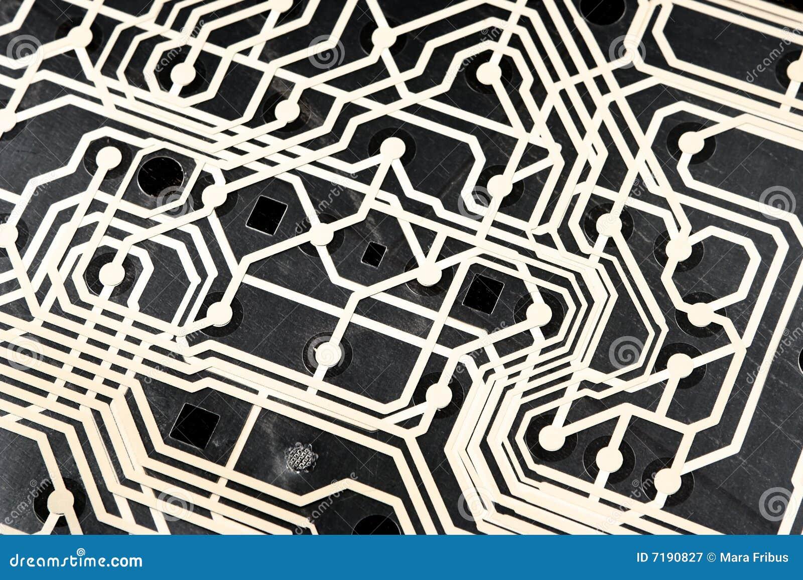 πληκτρολόγιο κυκλωμάτων