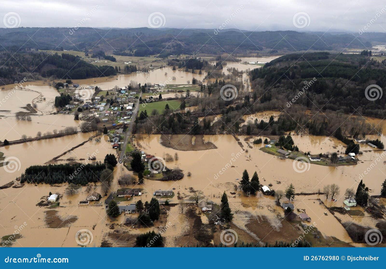 Πλημμύρα πολιτεία της Washington