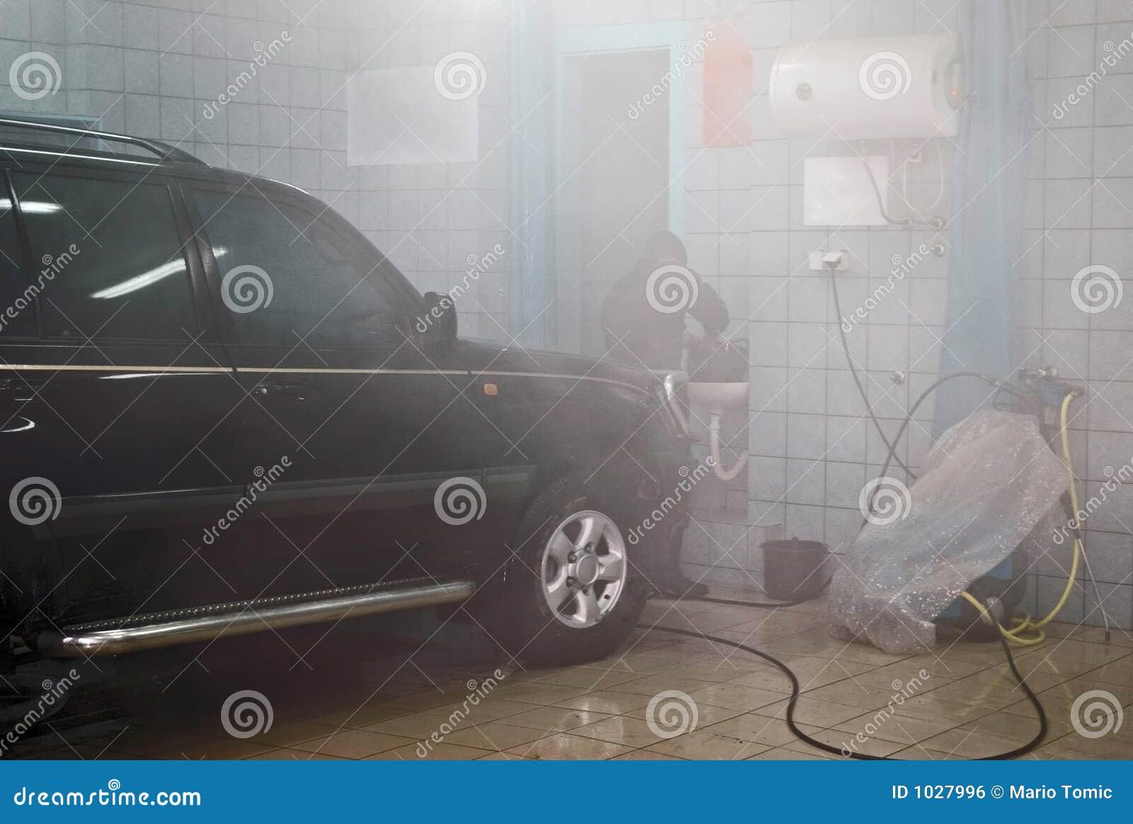 πλύσιμο αυτοκινήτων