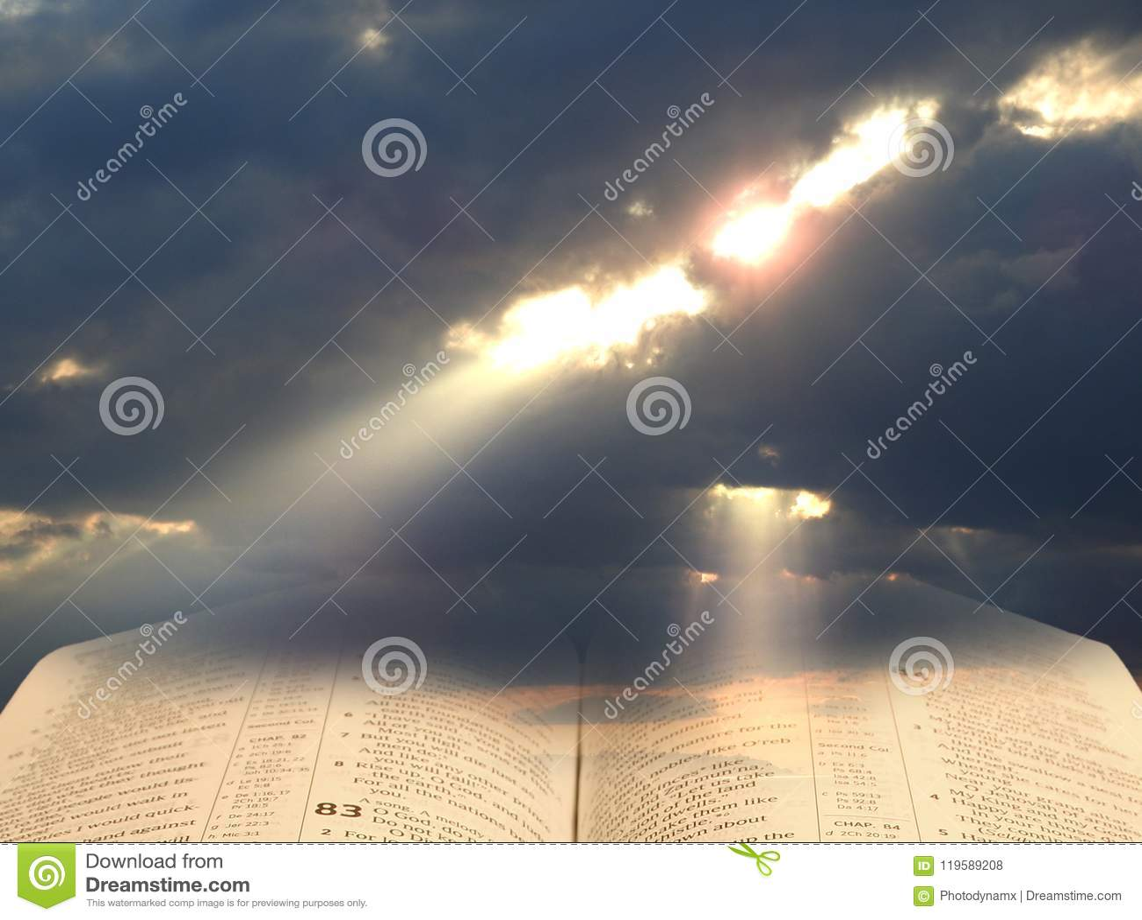 Πνευματικό φως Βίβλων για την ανθρωπότητα