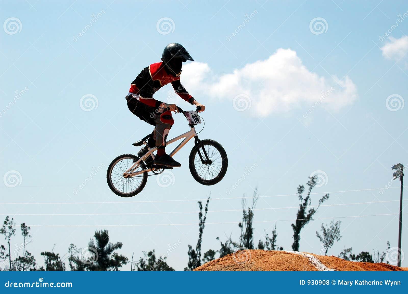 ποδηλάτης bmx