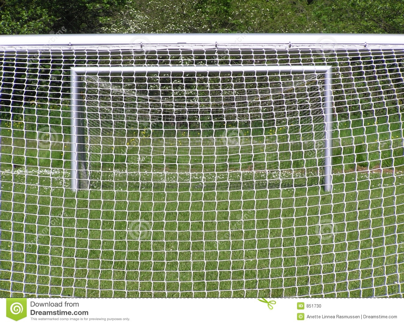 ποδόσφαιρο δύο στόχων