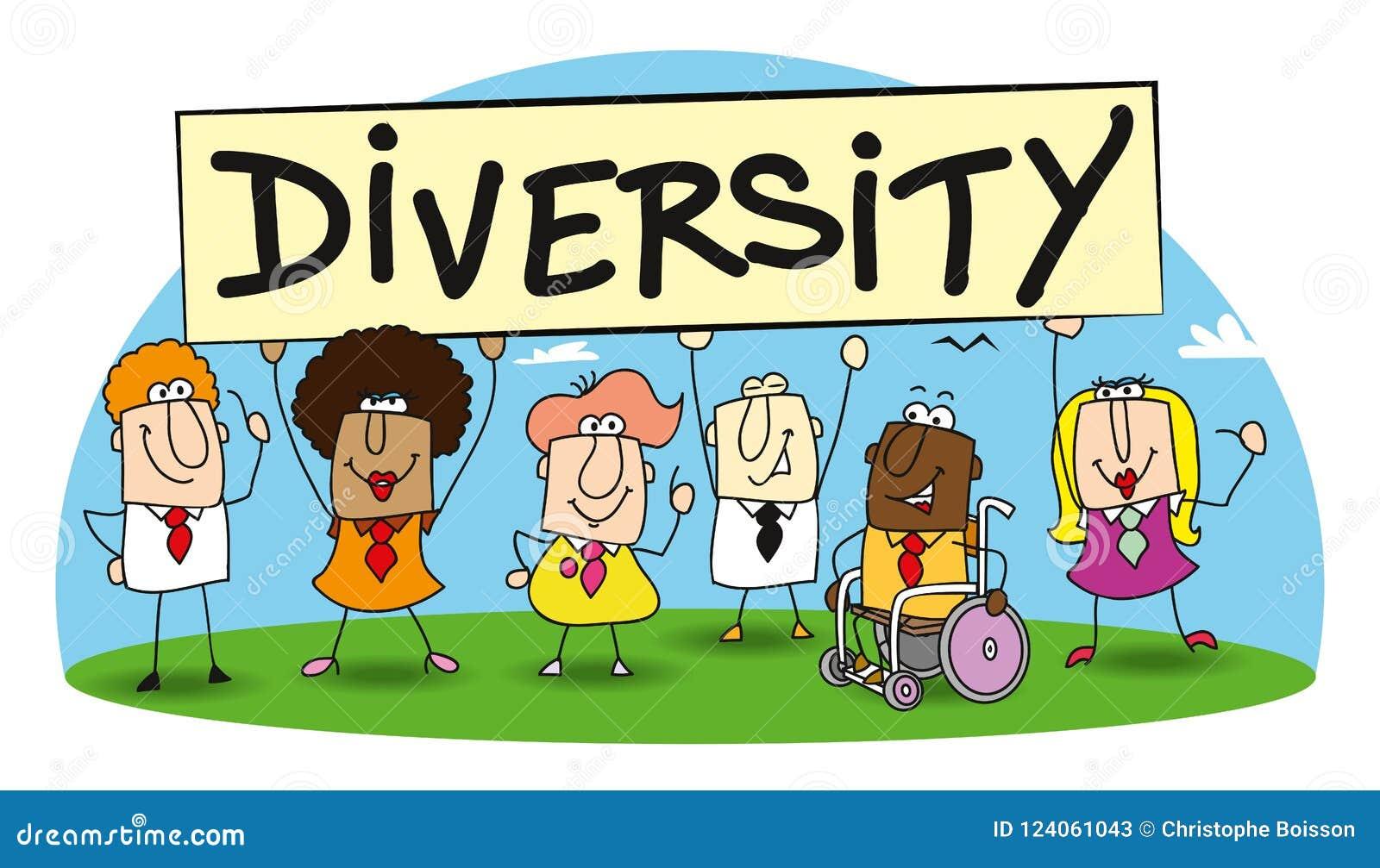 Ποικιλομορφία στην ομάδα μου