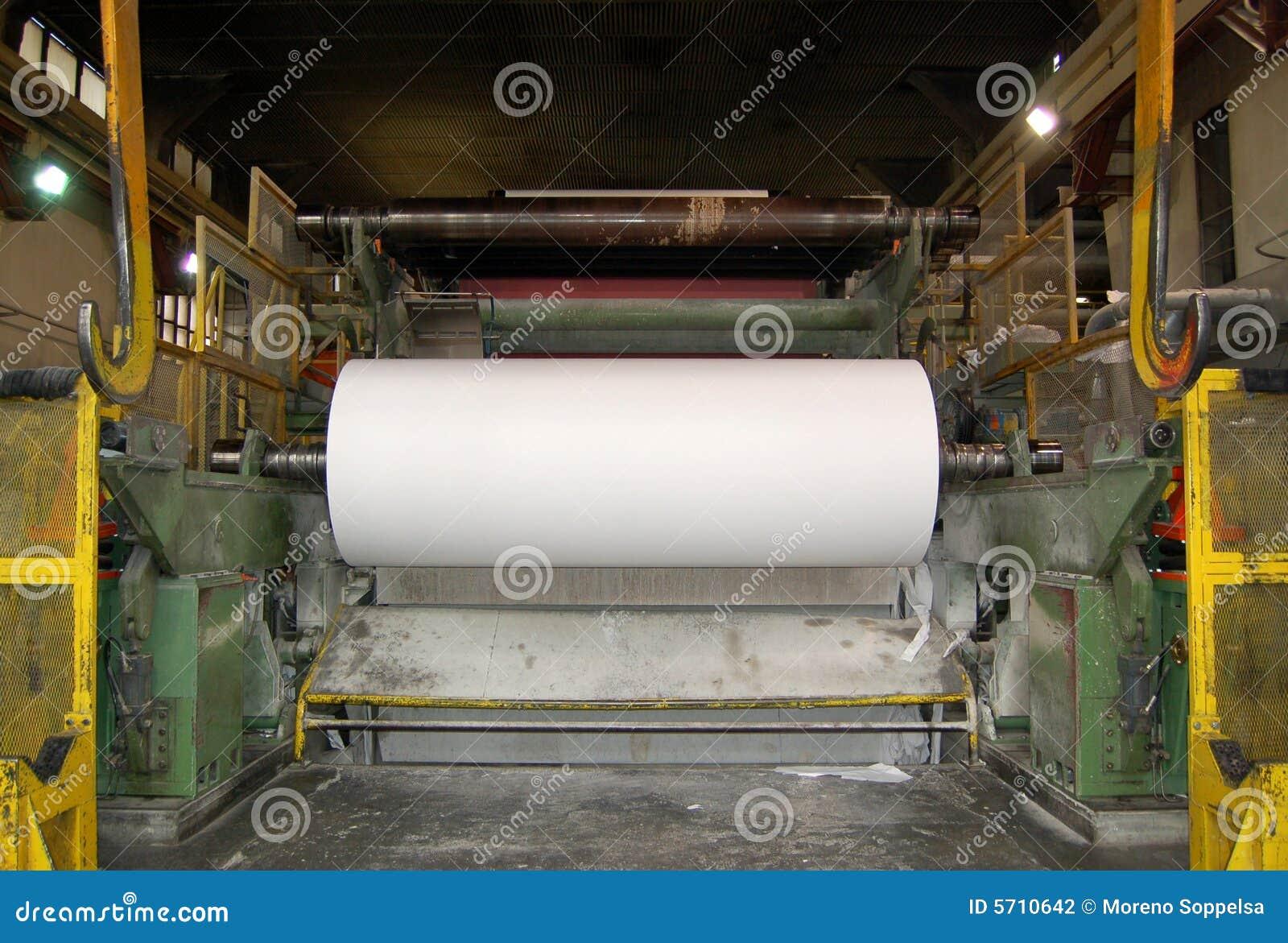 πολτός χαρτιού μύλων
