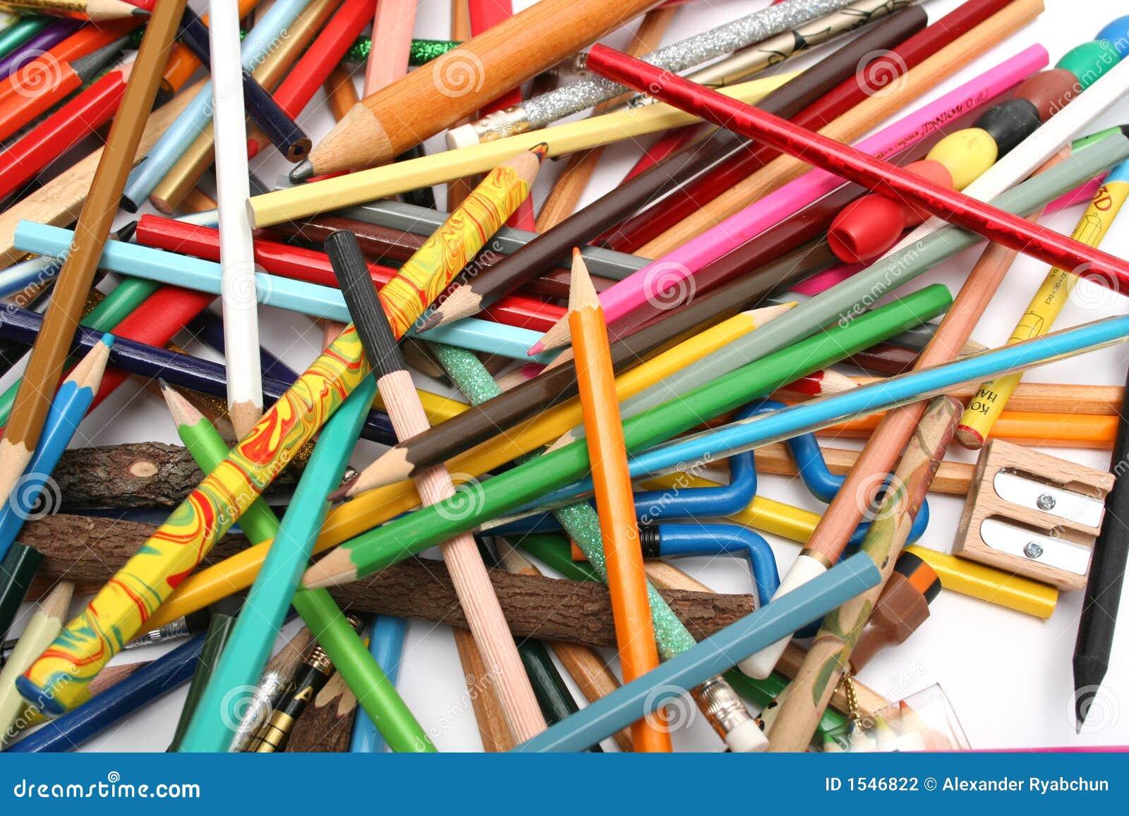 πολυ sharpener μολυβιών χρώματο&sigm