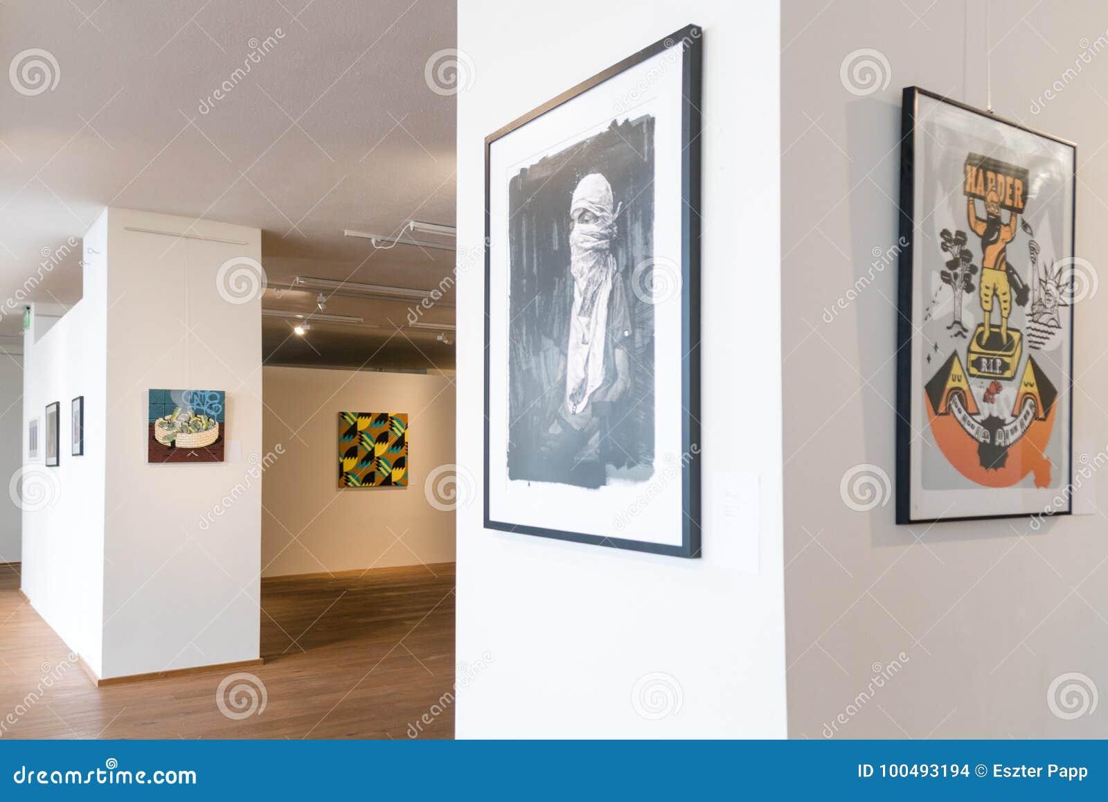 Πολωνική αστική έκθεση τέχνης