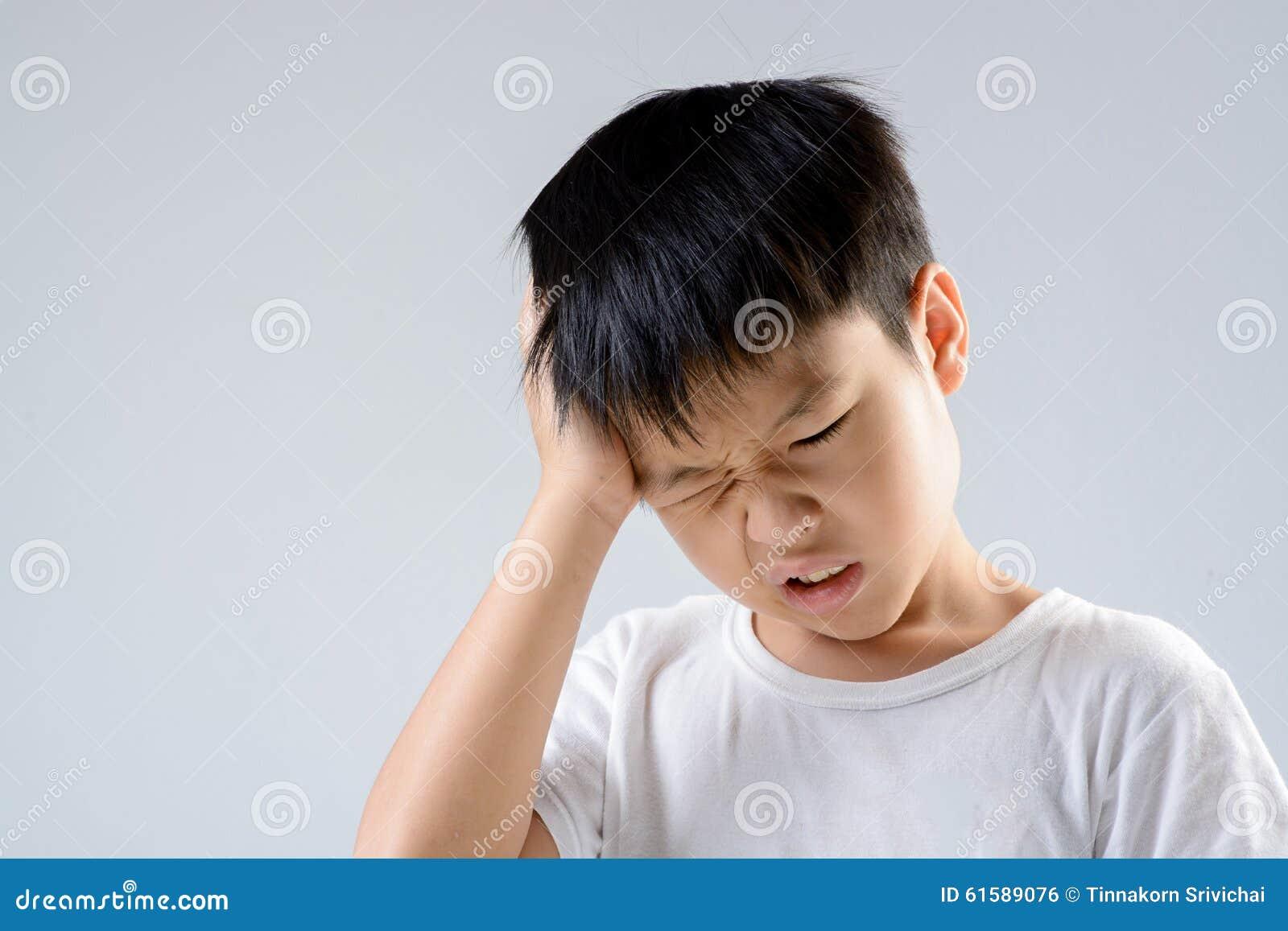 Πονοκέφαλος αγοριών